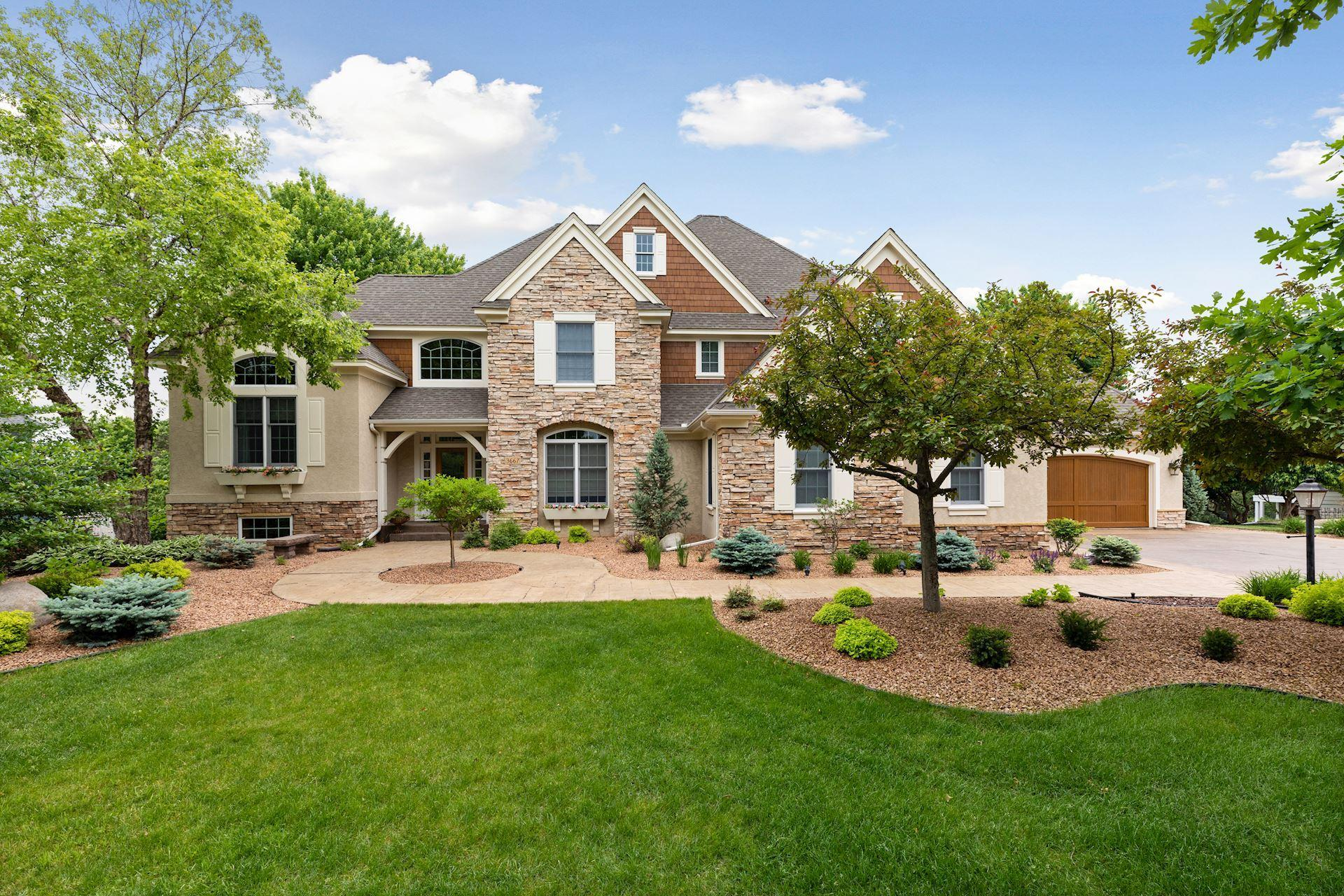 3667 Fairway Drive Property Photo - Woodbury, MN real estate listing