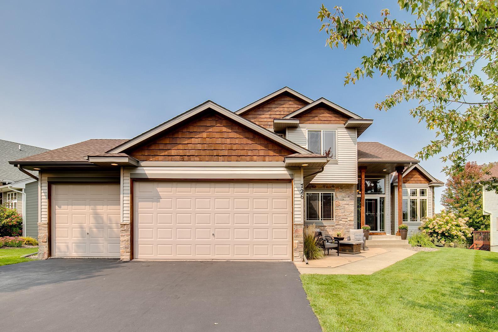 726 Kayla Lane Property Photo - Hanover, MN real estate listing
