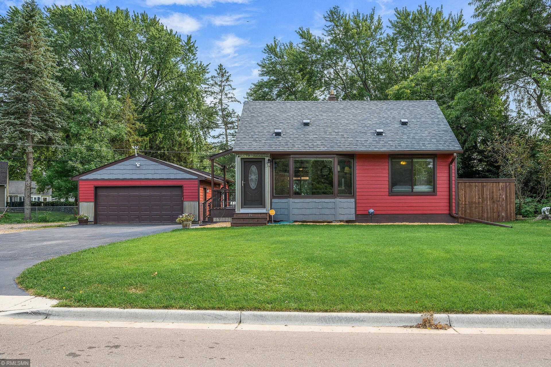 24 Crossway Drive Property Photo - Circle Pines, MN real estate listing