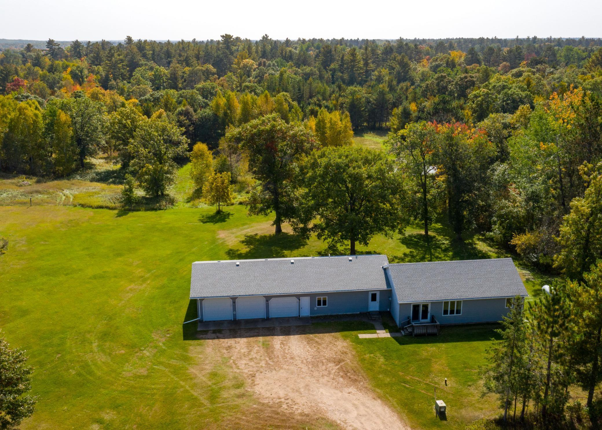20125 County Road 1 Property Photo - Emily, MN real estate listing