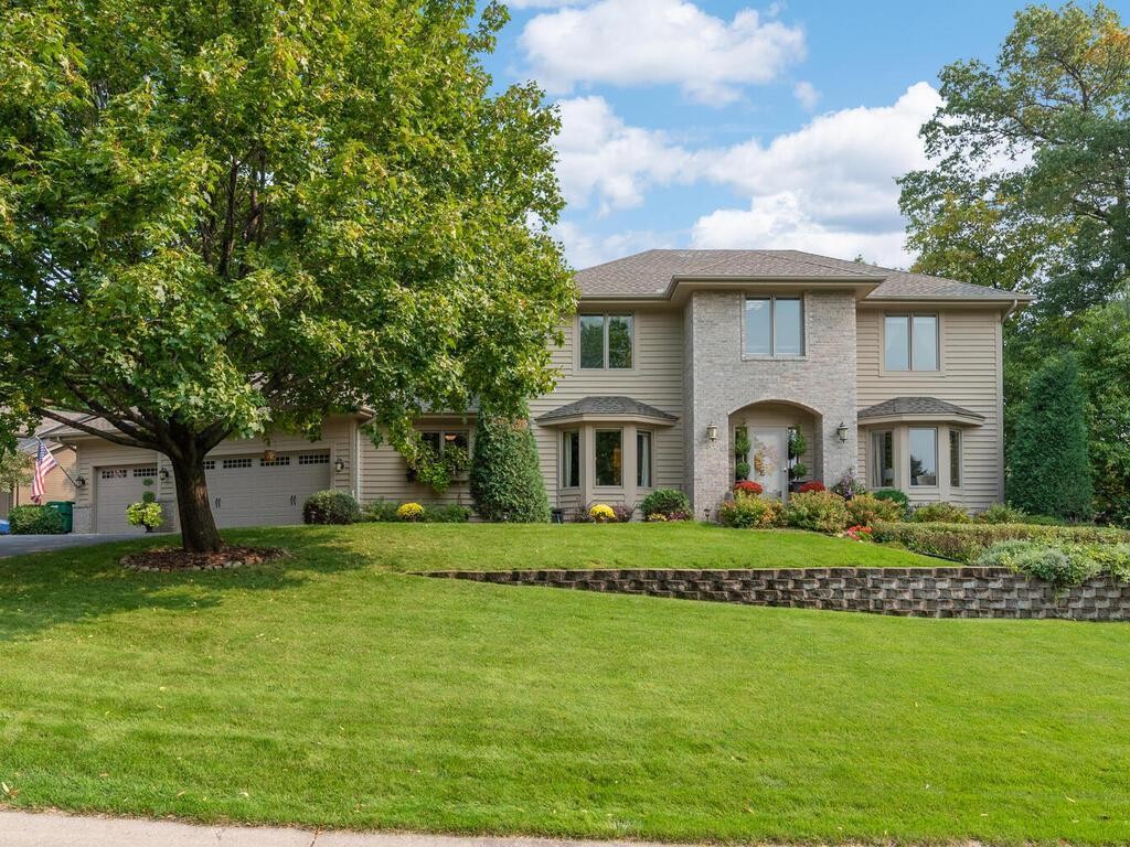 4832 Four Seasons Drive Property Photo - Eagan, MN real estate listing