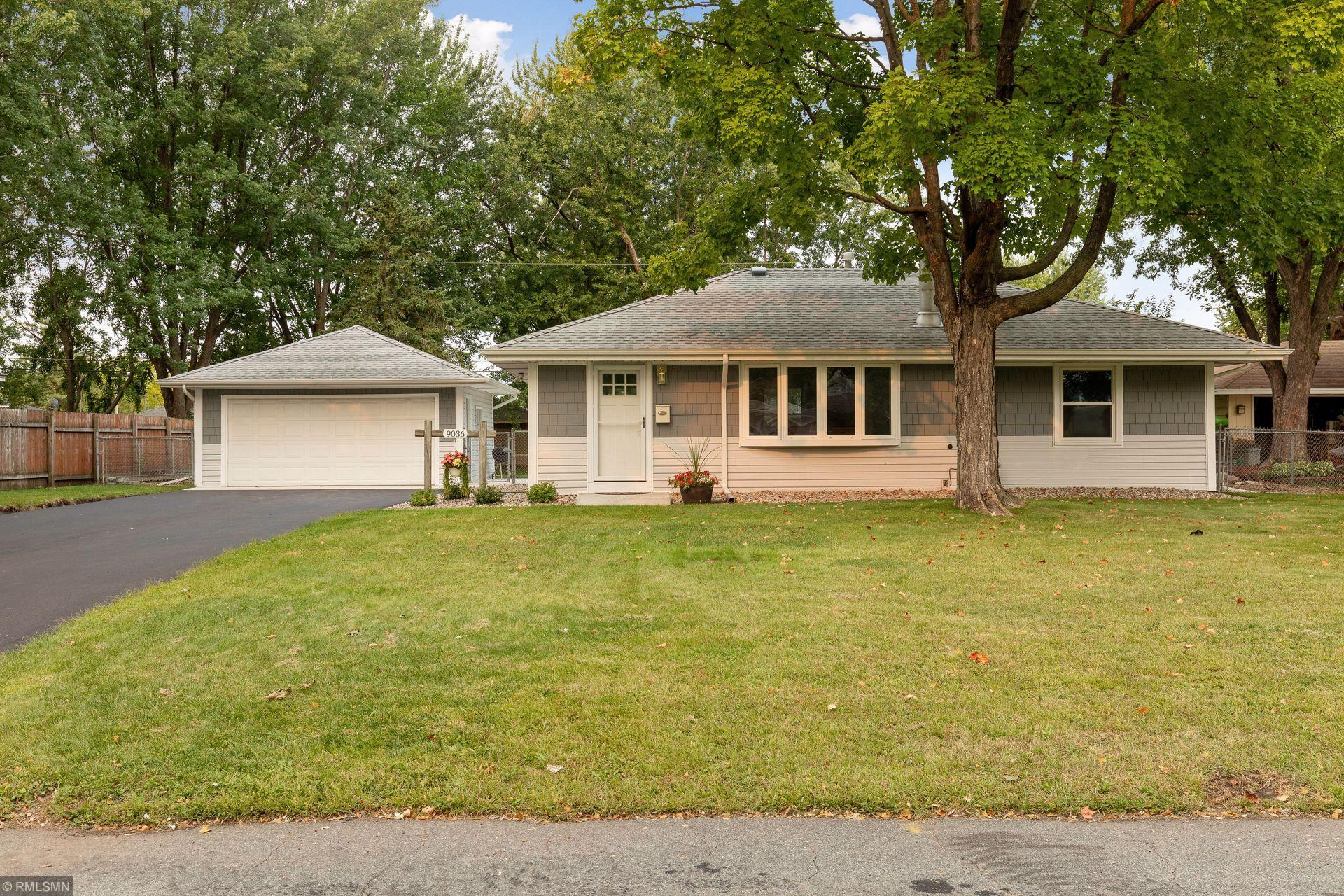 9036 11th Avenue S Property Photo - Bloomington, MN real estate listing