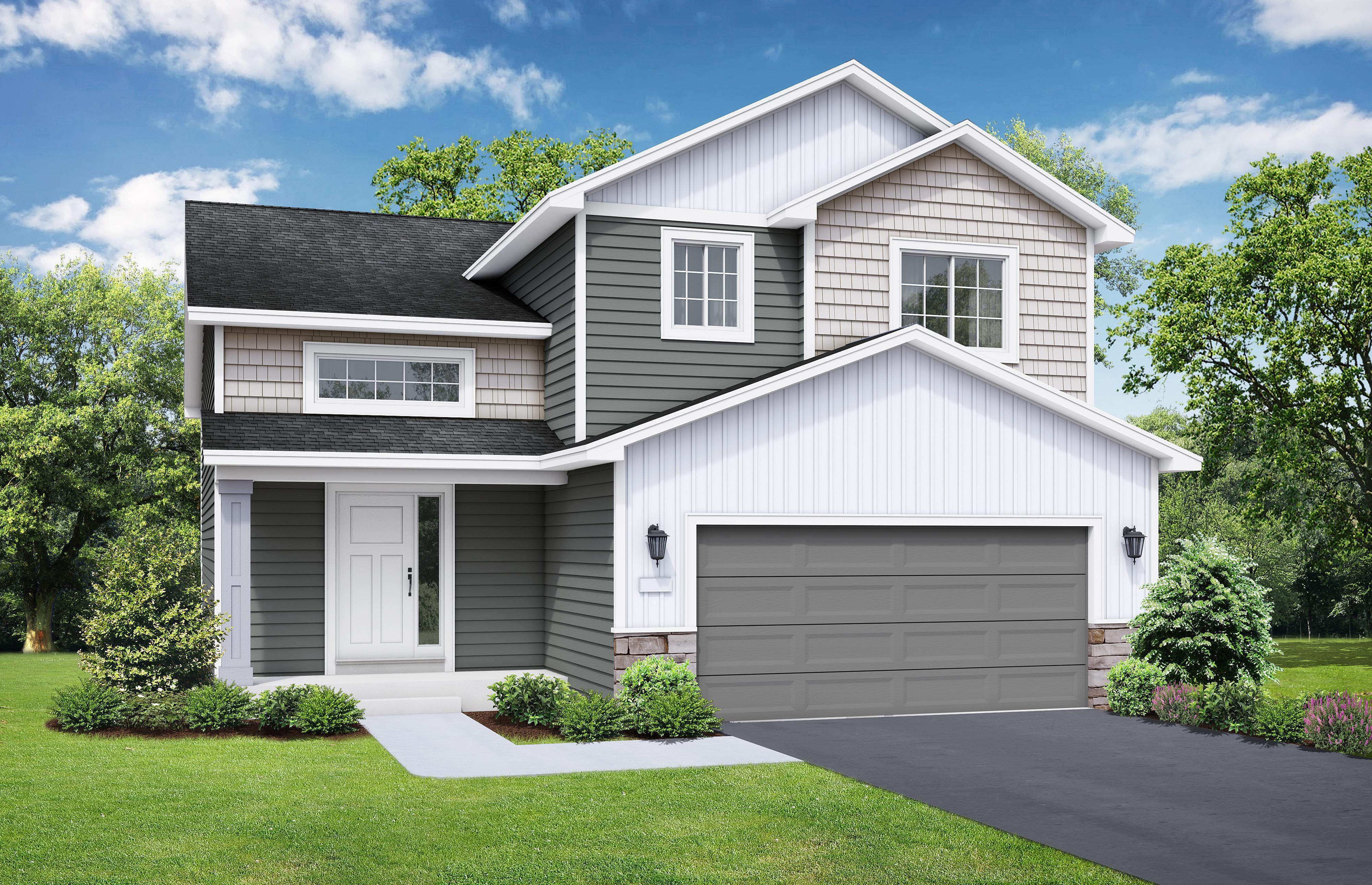 7806 Monroe Street NE Property Photo - Spring Lake Park, MN real estate listing