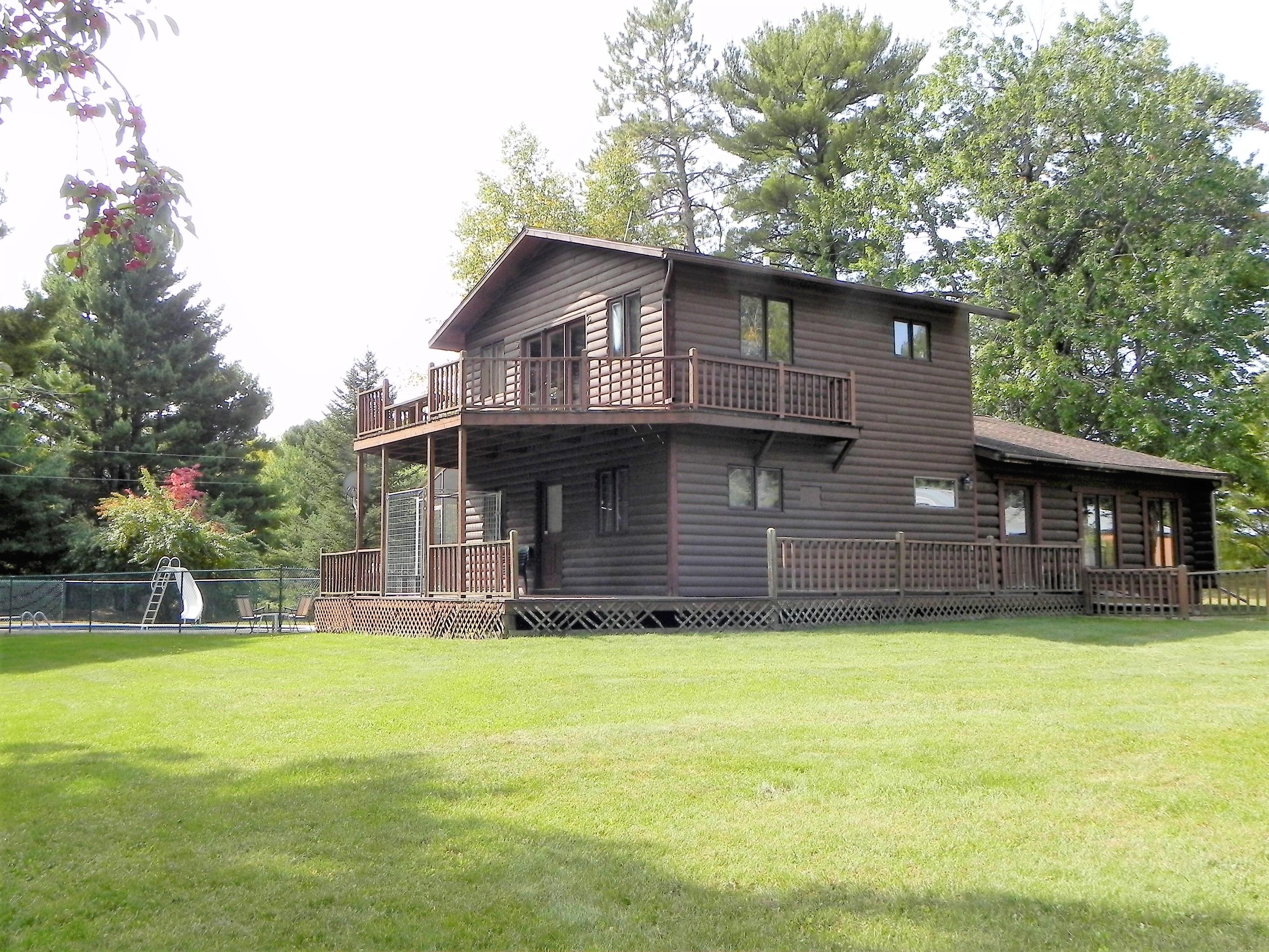 7474 Ranch Lane Property Photo - Siren, WI real estate listing