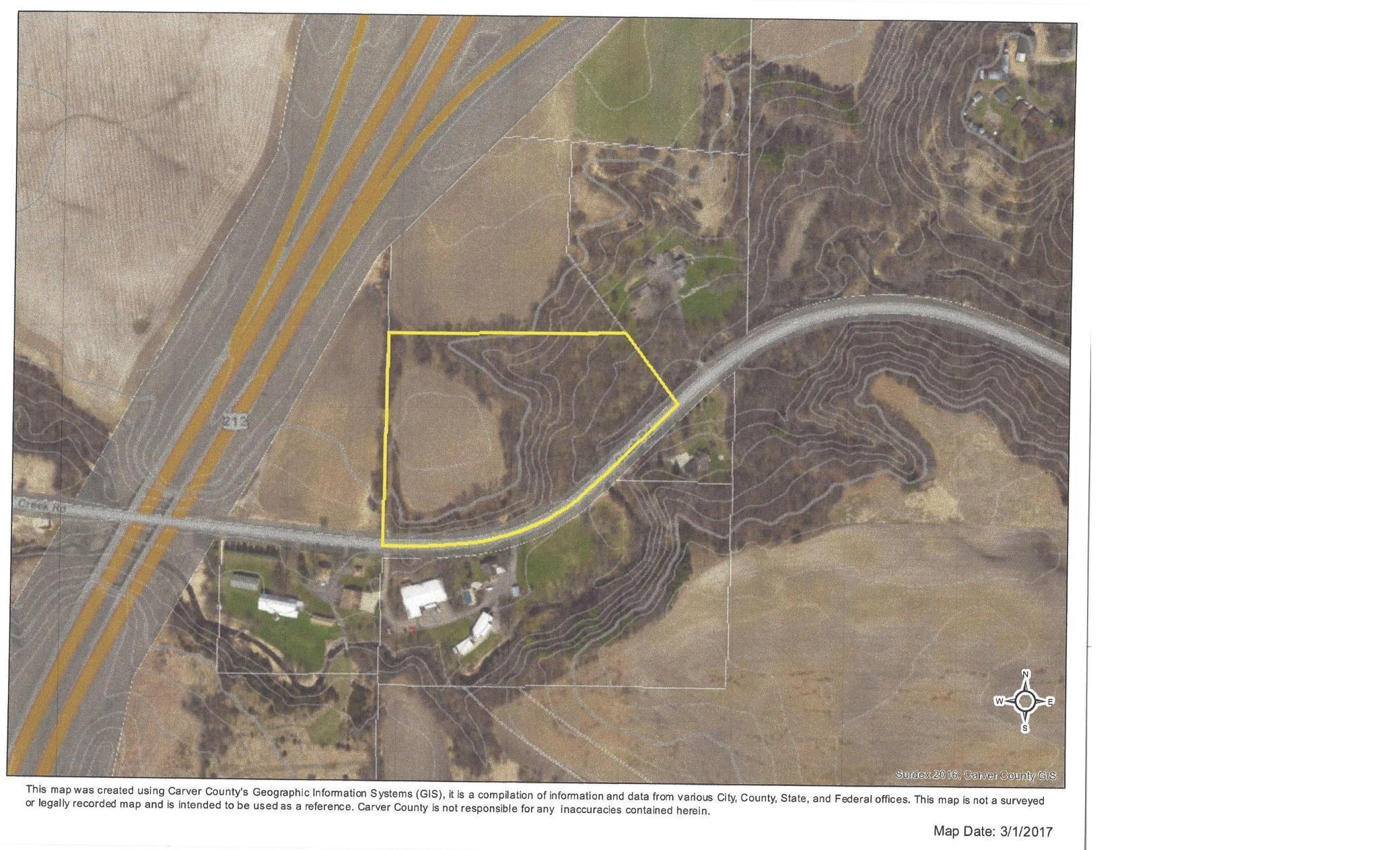 0 Creek Road Property Photo - Chaska, MN real estate listing