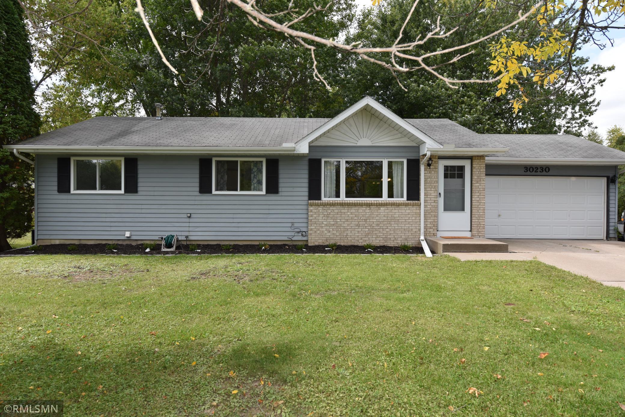 30230 Ridgewood Avenue Property Photo - Shafer, MN real estate listing