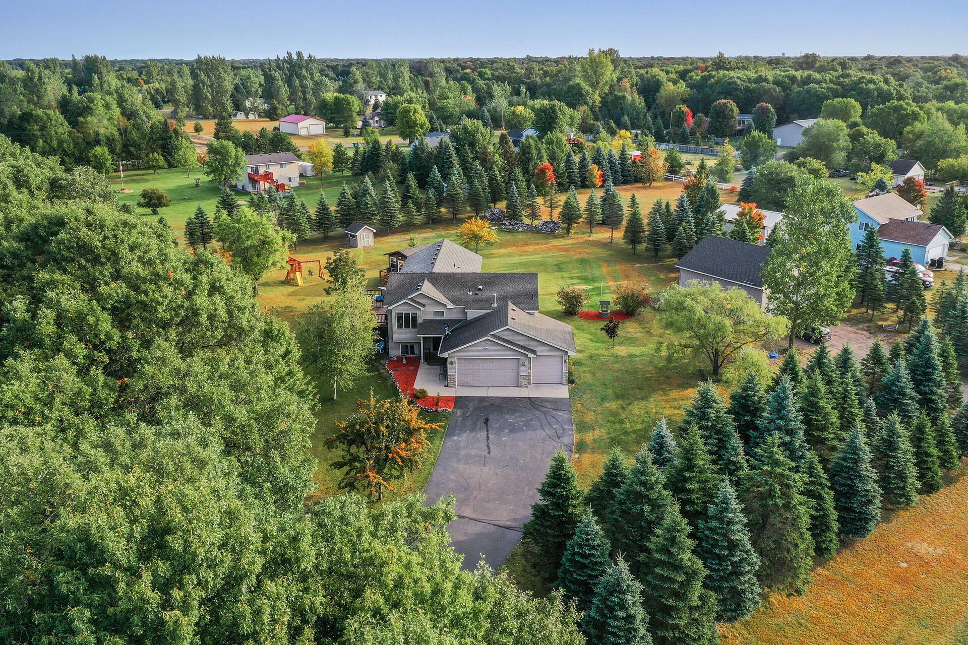 1381 277th Lane NW Property Photo - Isanti, MN real estate listing