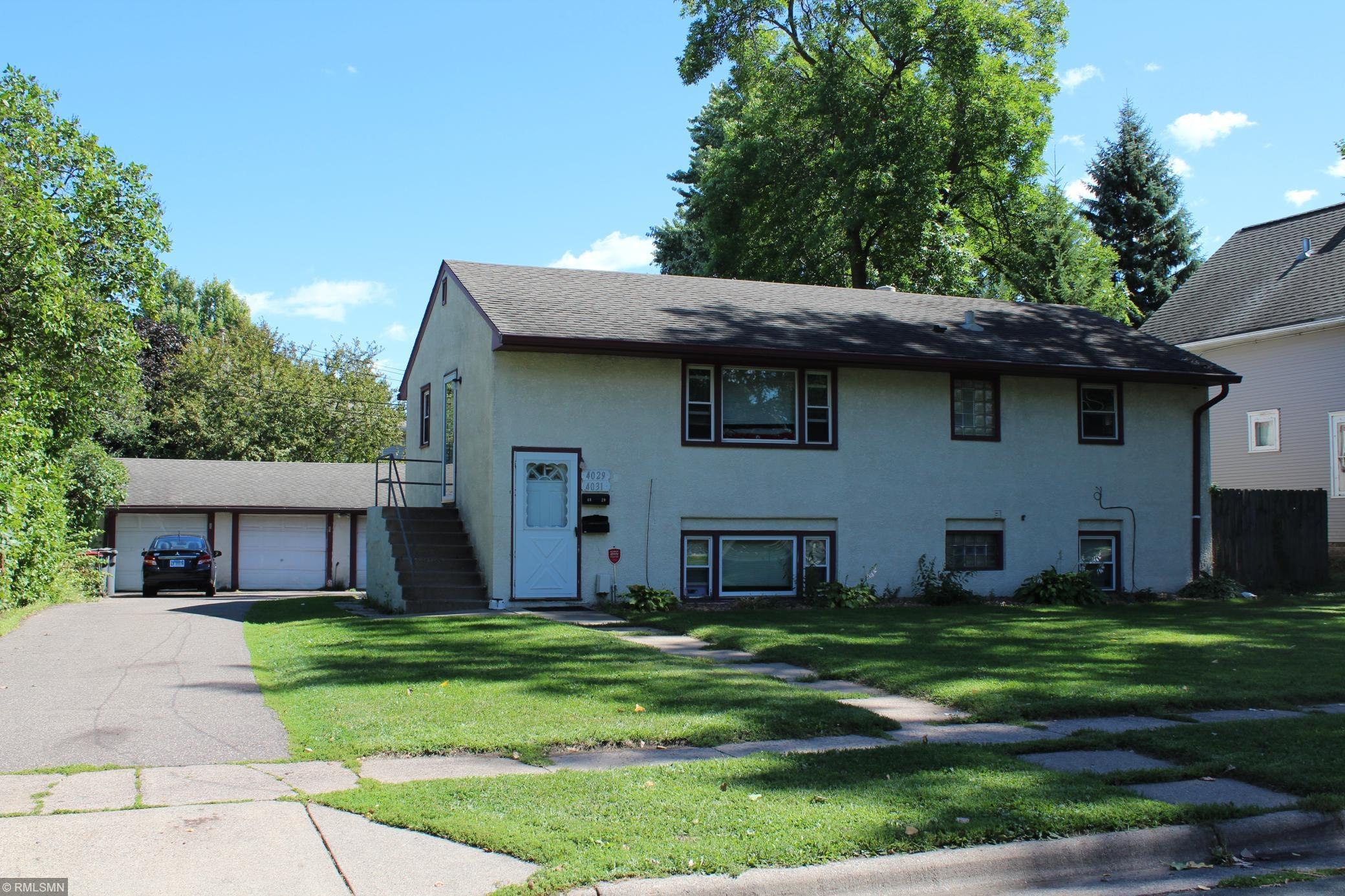 4029/4031 2nd Street NE Property Photo - Columbia Heights, MN real estate listing