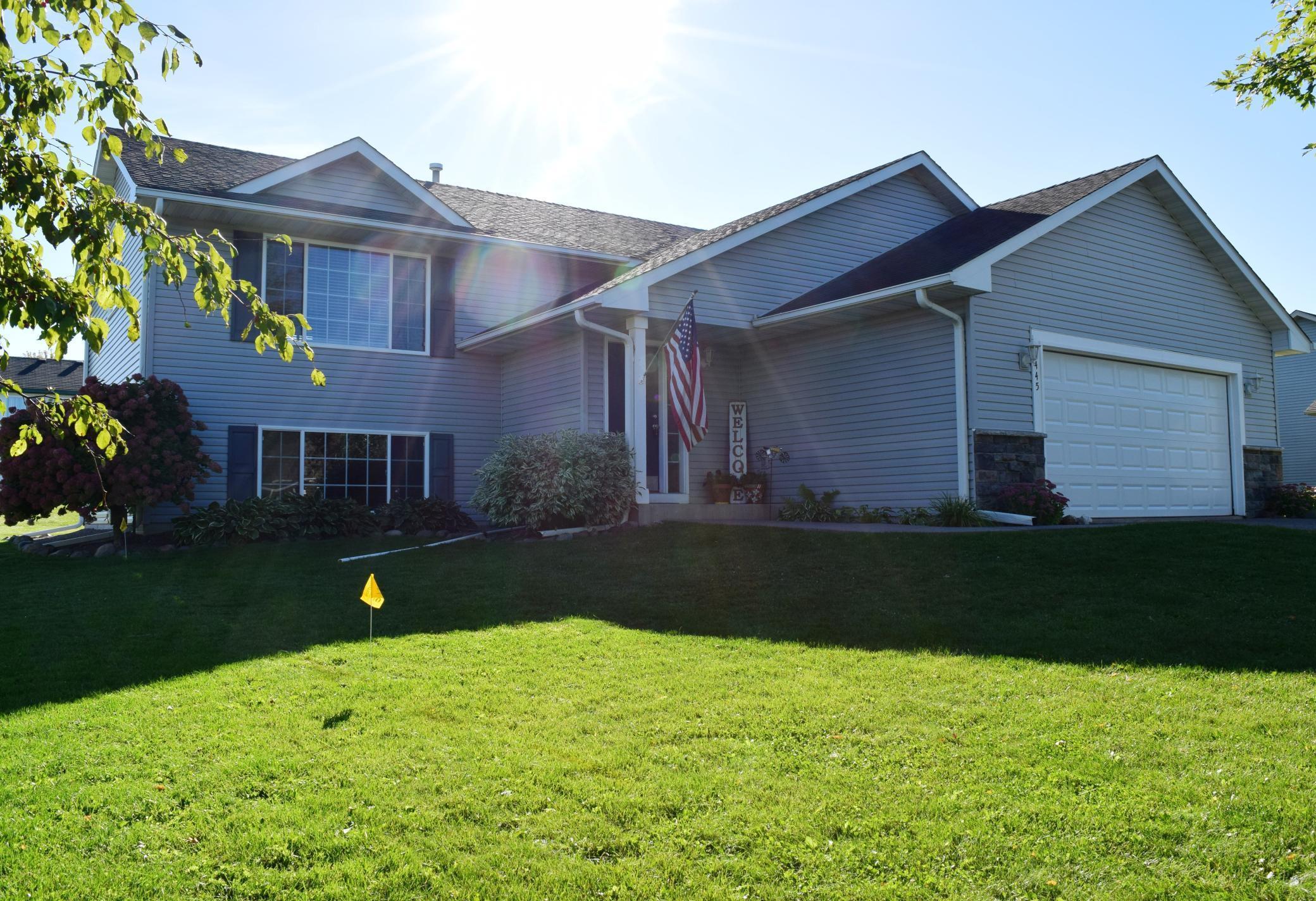 1445 4th Avenue Property Photo - Baldwin, WI real estate listing