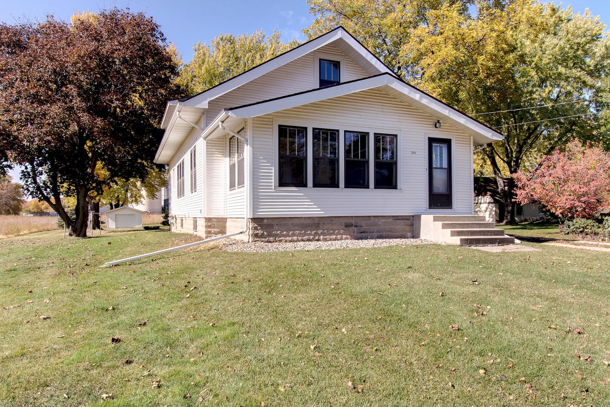 294 S Maple Avenue Property Photo - Le Center, MN real estate listing