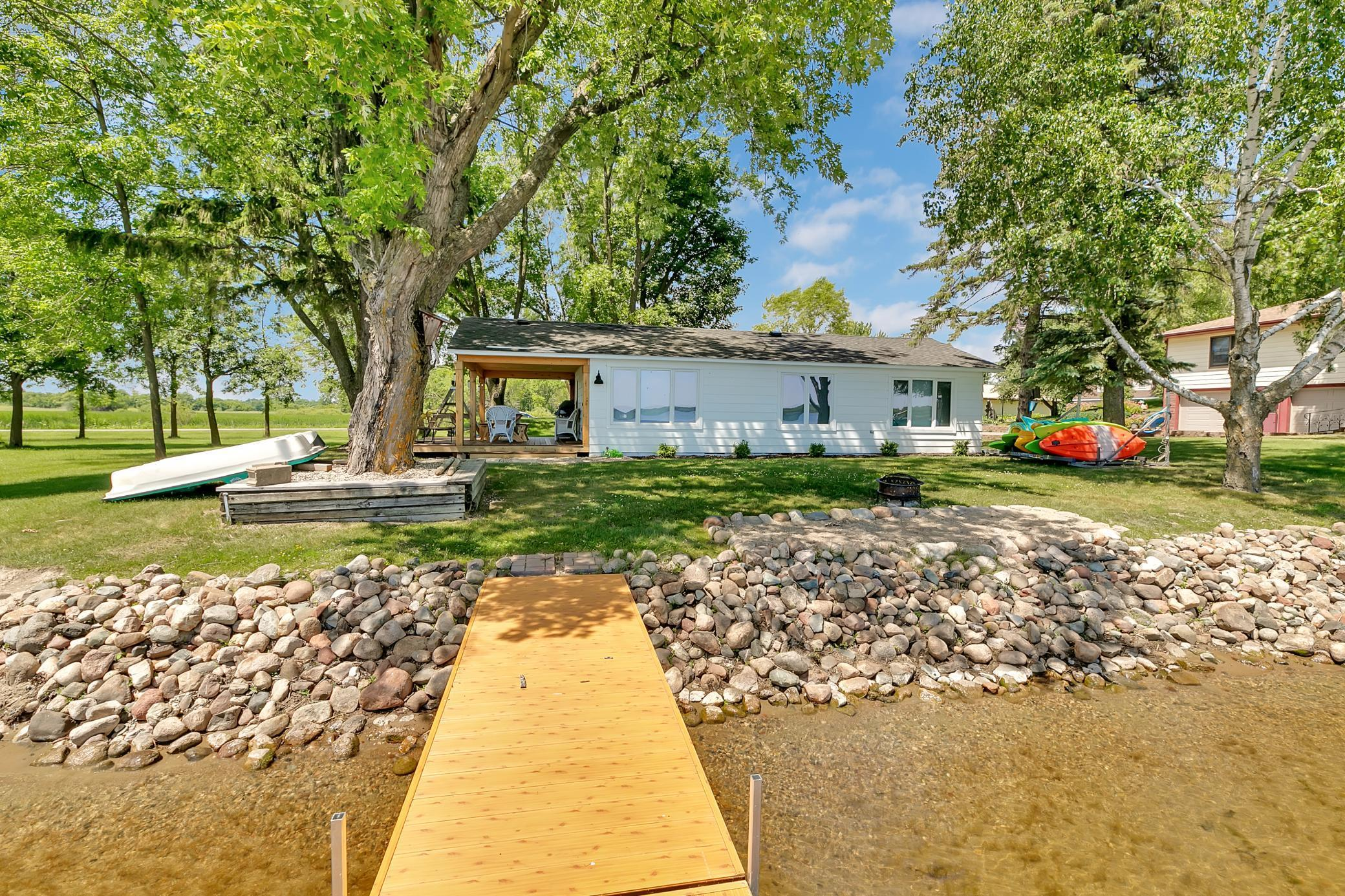 32694 742nd Avenue Property Photo - South Haven, MN real estate listing
