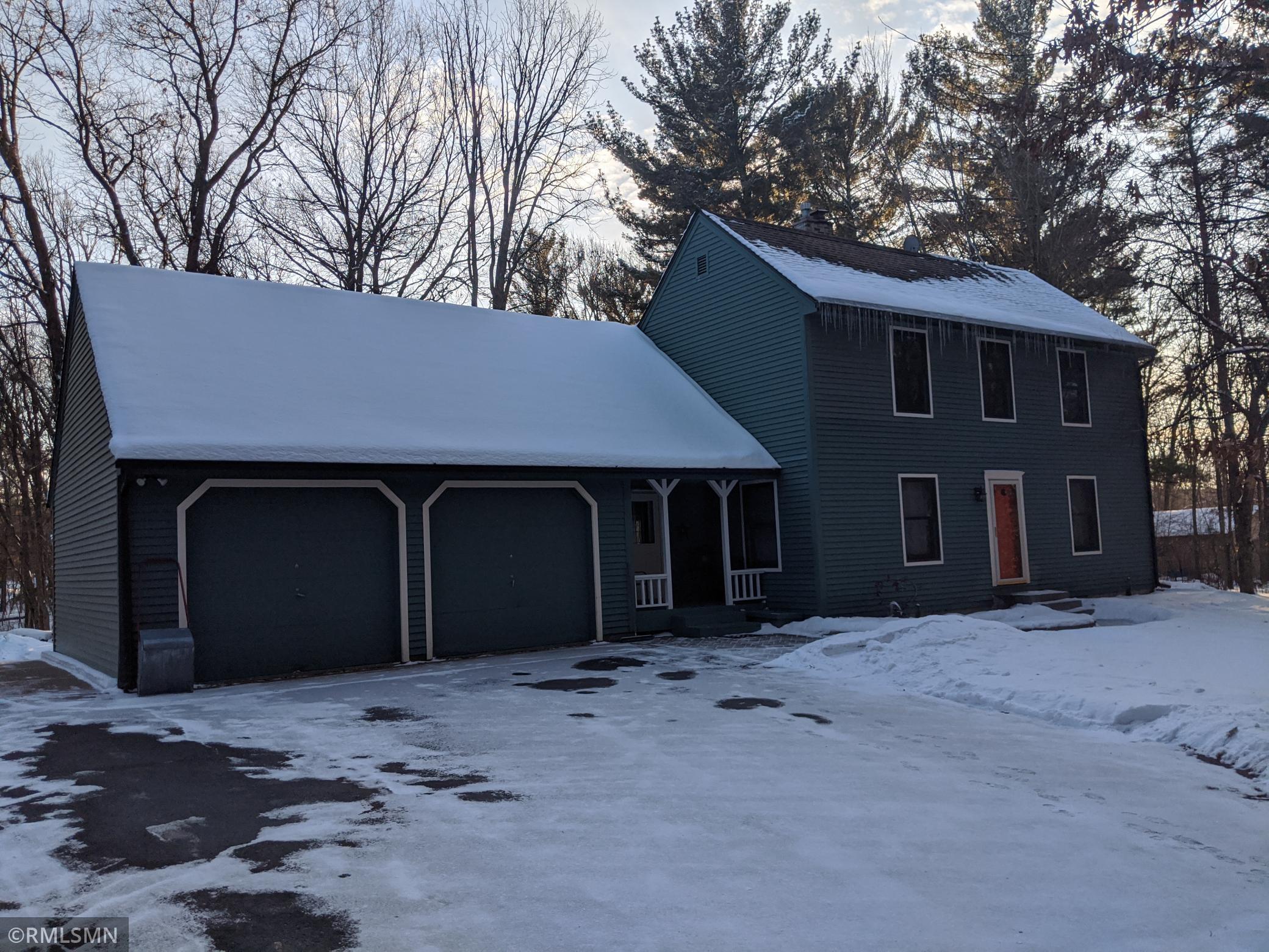 2162 Pine Ridge Road S Property Photo - Mora, MN real estate listing