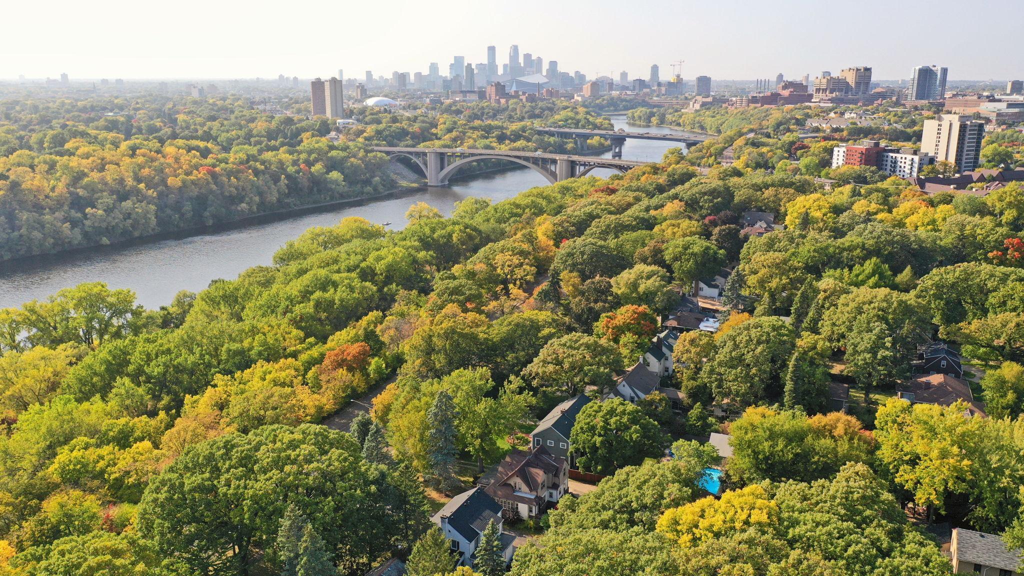 1605 E River Parkway Property Photo - Minneapolis, MN real estate listing