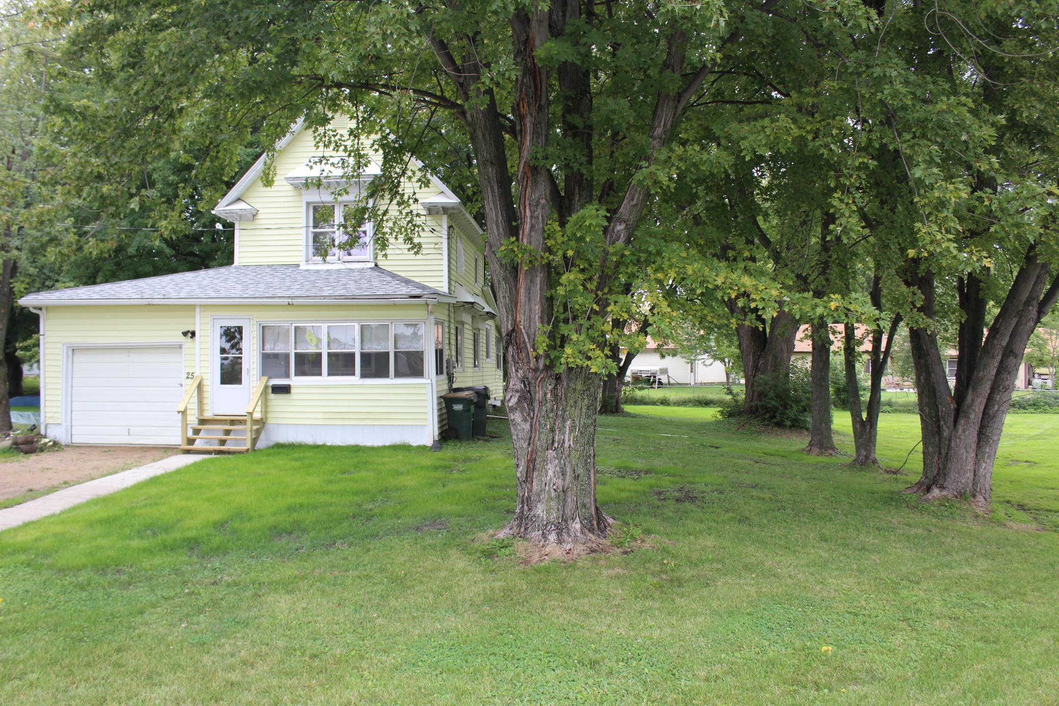 25 4th Street NW Property Photo - Glenwood, MN real estate listing