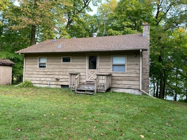 4694 Lakeview Drive Property Photo - Cushing, MN real estate listing