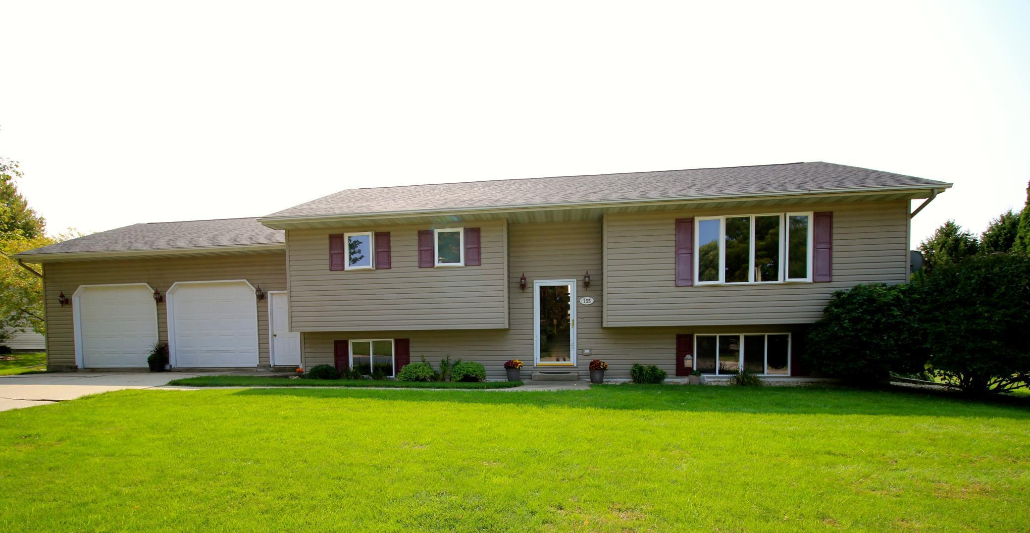 155 Benson Drive Property Photo - Lewiston, MN real estate listing