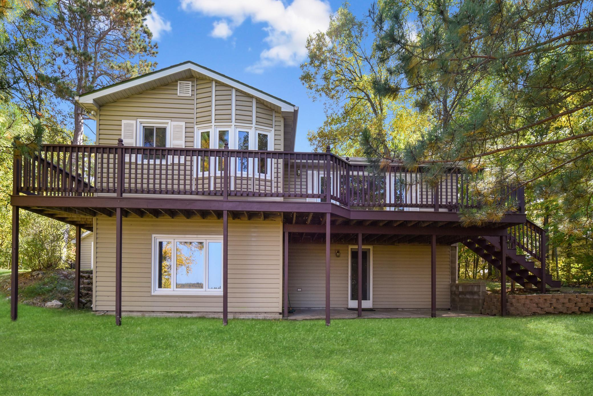 1027 Swan View Lane NW Property Photo - Backus, MN real estate listing