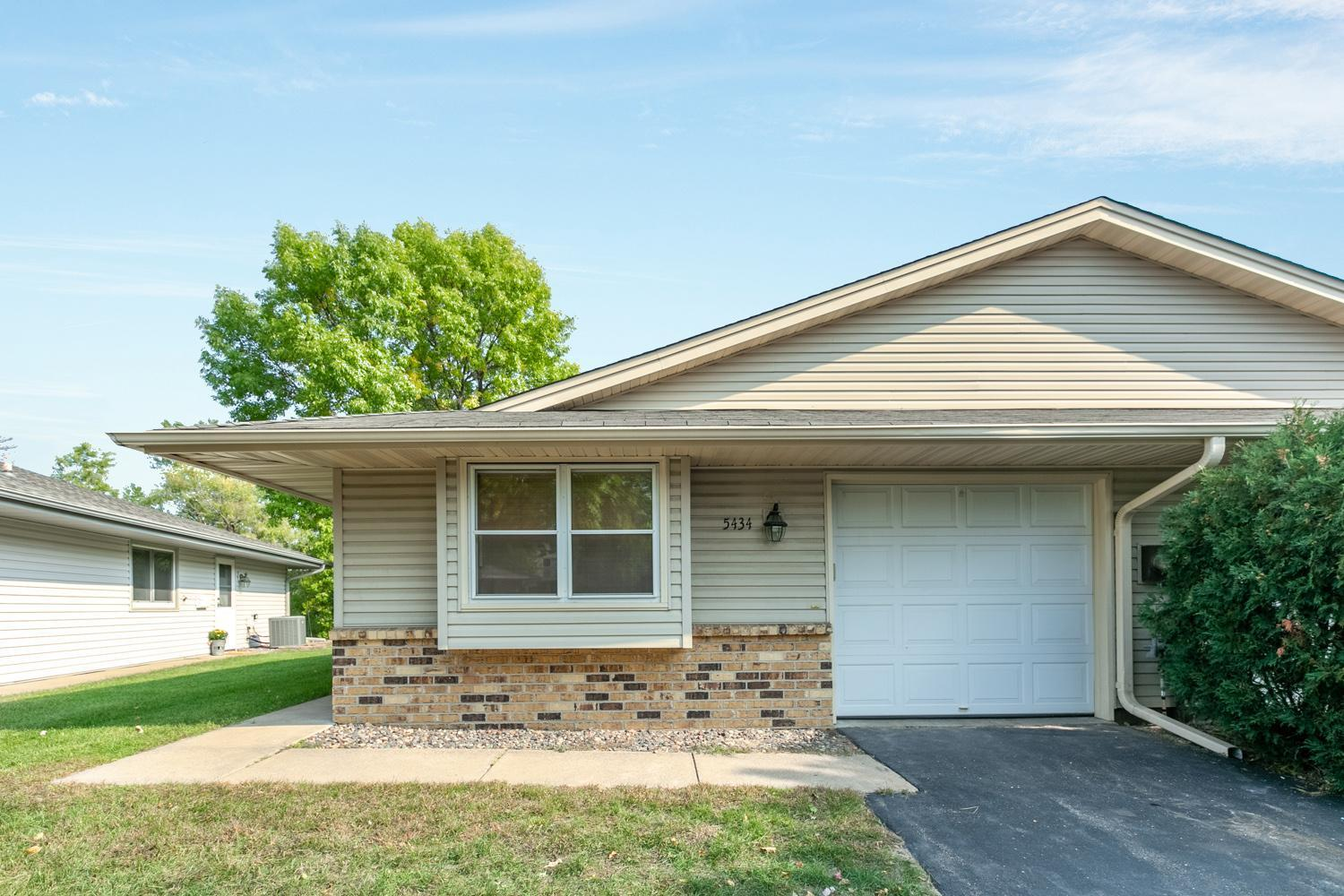 5434 72nd Circle N Property Photo - Brooklyn Center, MN real estate listing