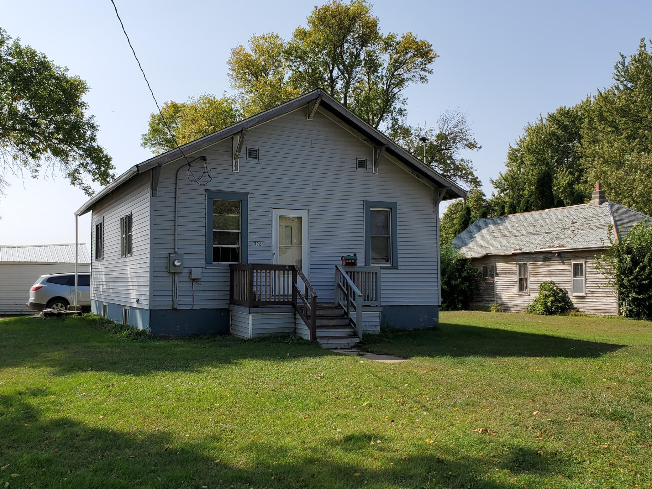 322 14th Street Property Photo - Heron Lake, MN real estate listing
