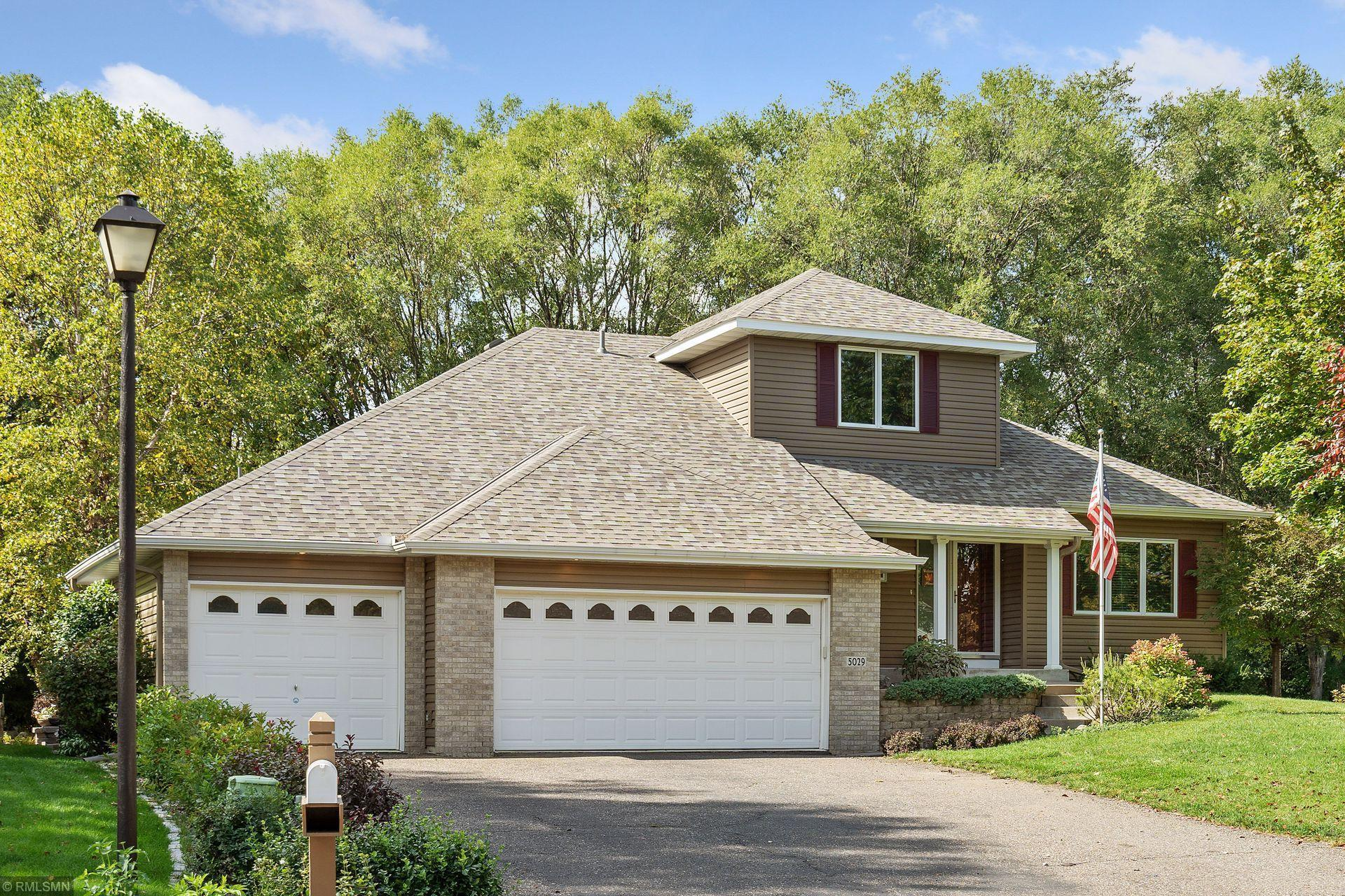 5029 Oxbow Place Property Photo - Champlin, MN real estate listing