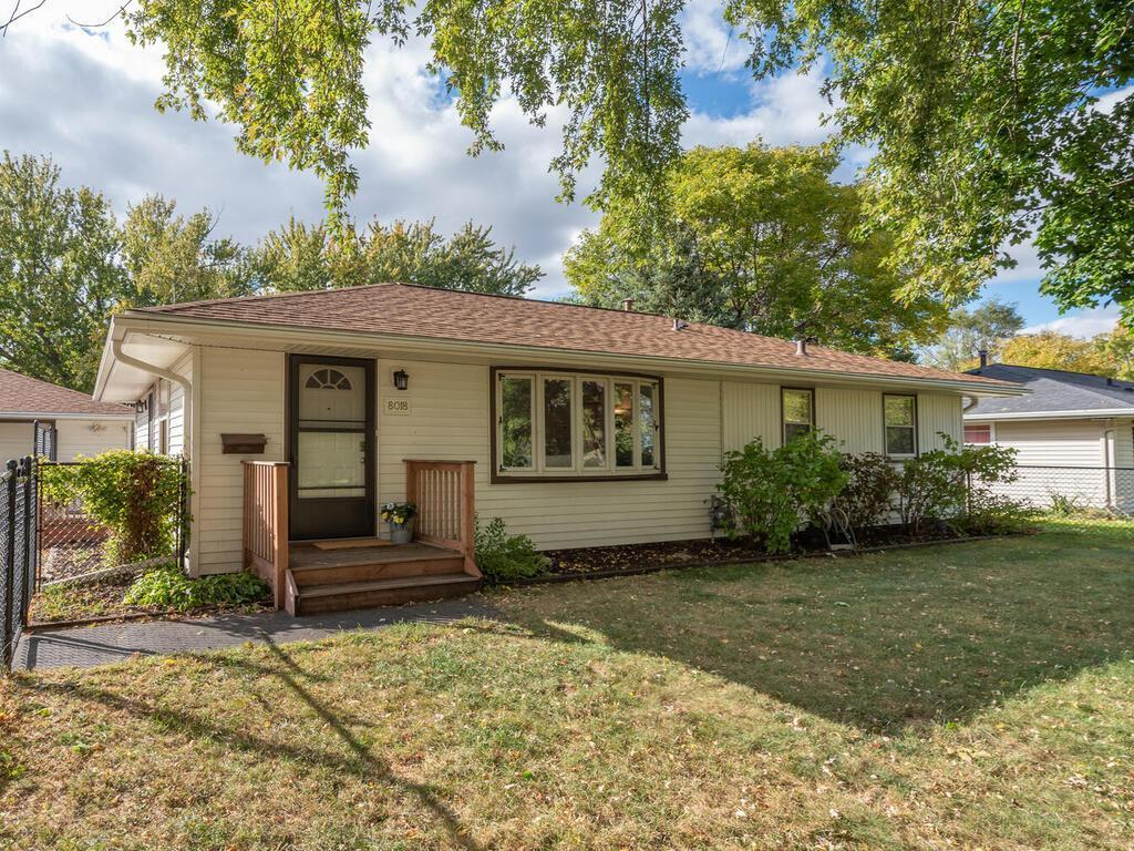 8018 Thomas Avenue S Property Photo - Bloomington, MN real estate listing