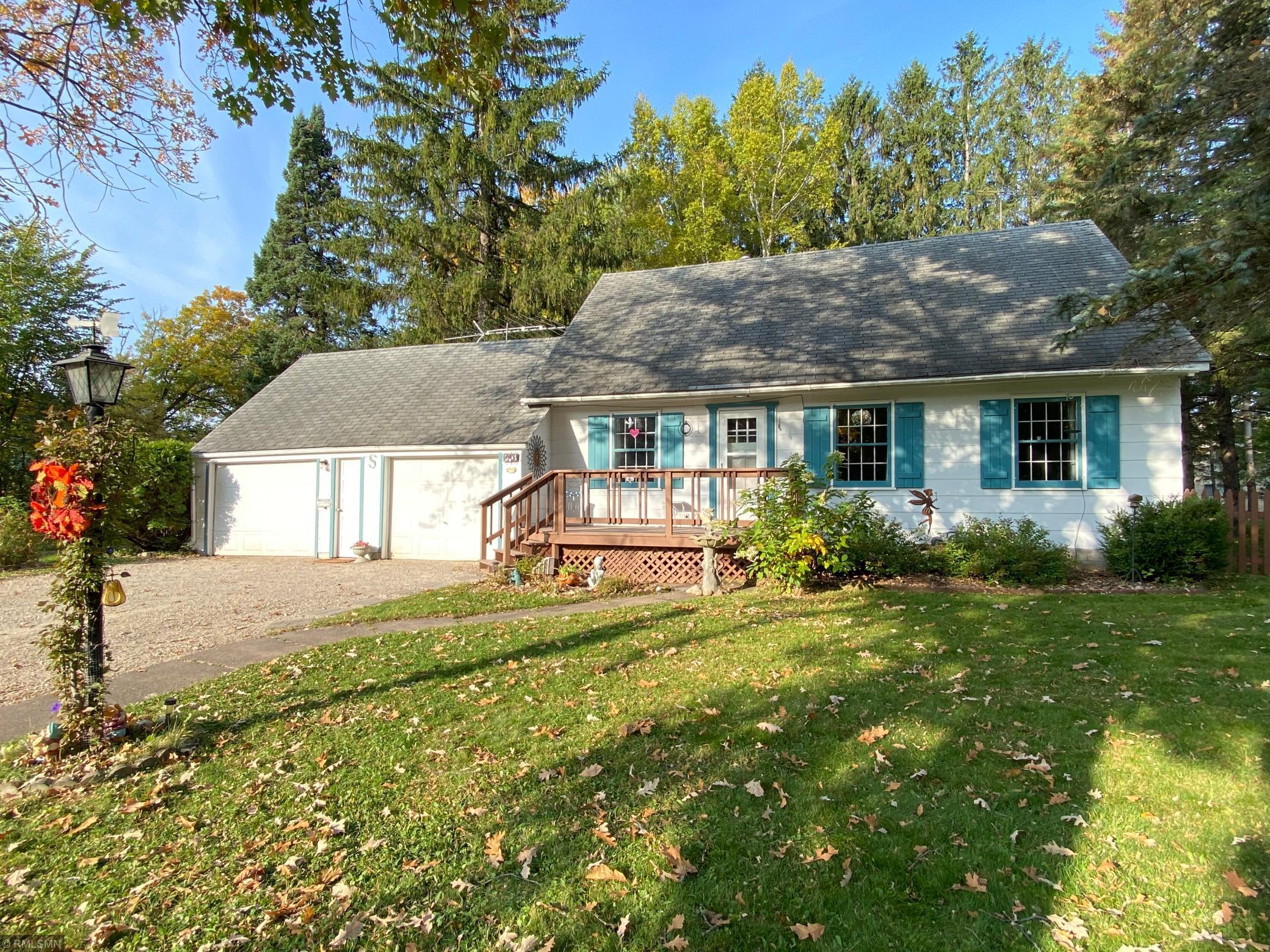 219 Grove Street N Property Photo - Mora, MN real estate listing