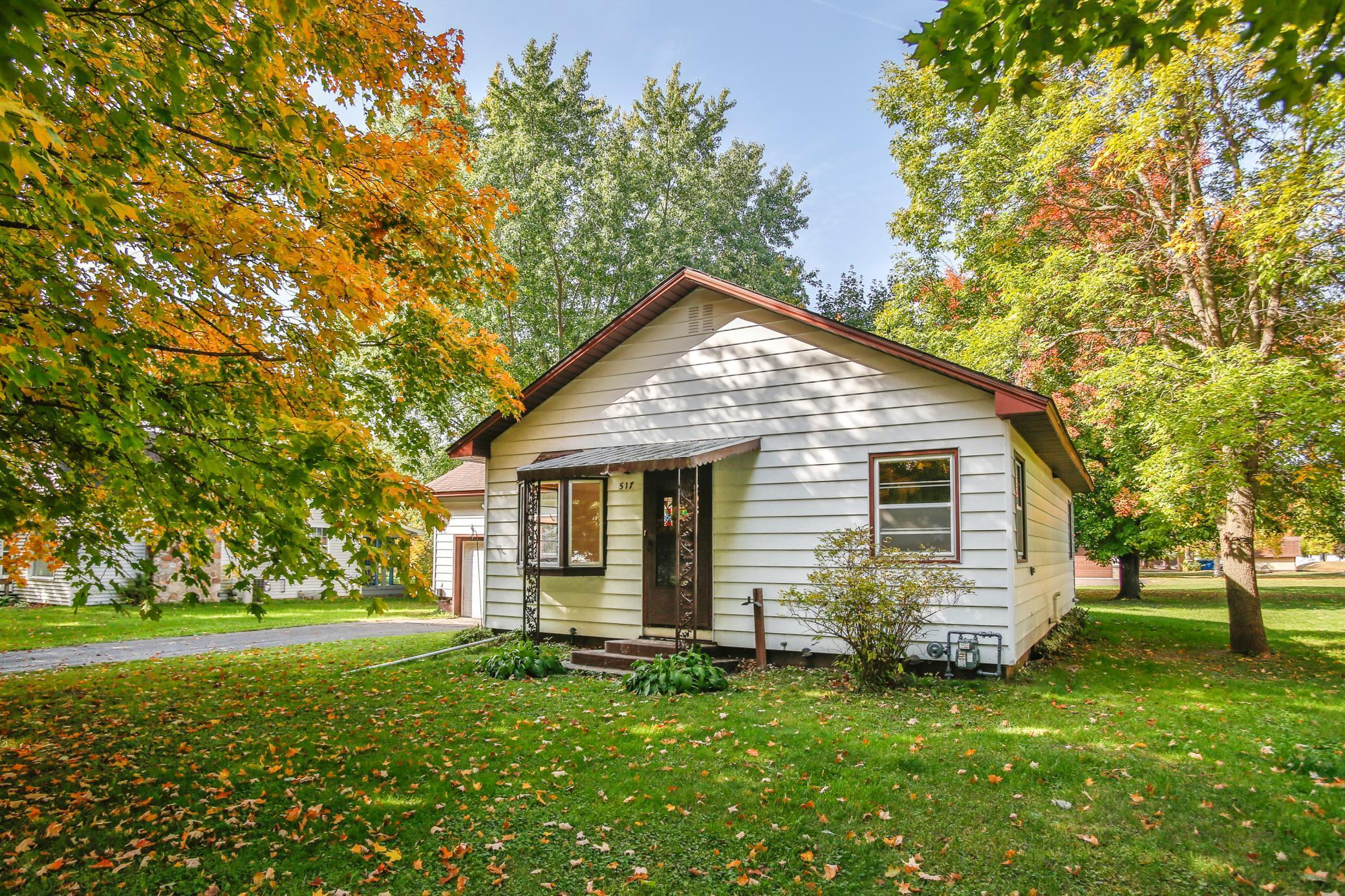 517 S 4th Street Property Photo - Luck, WI real estate listing