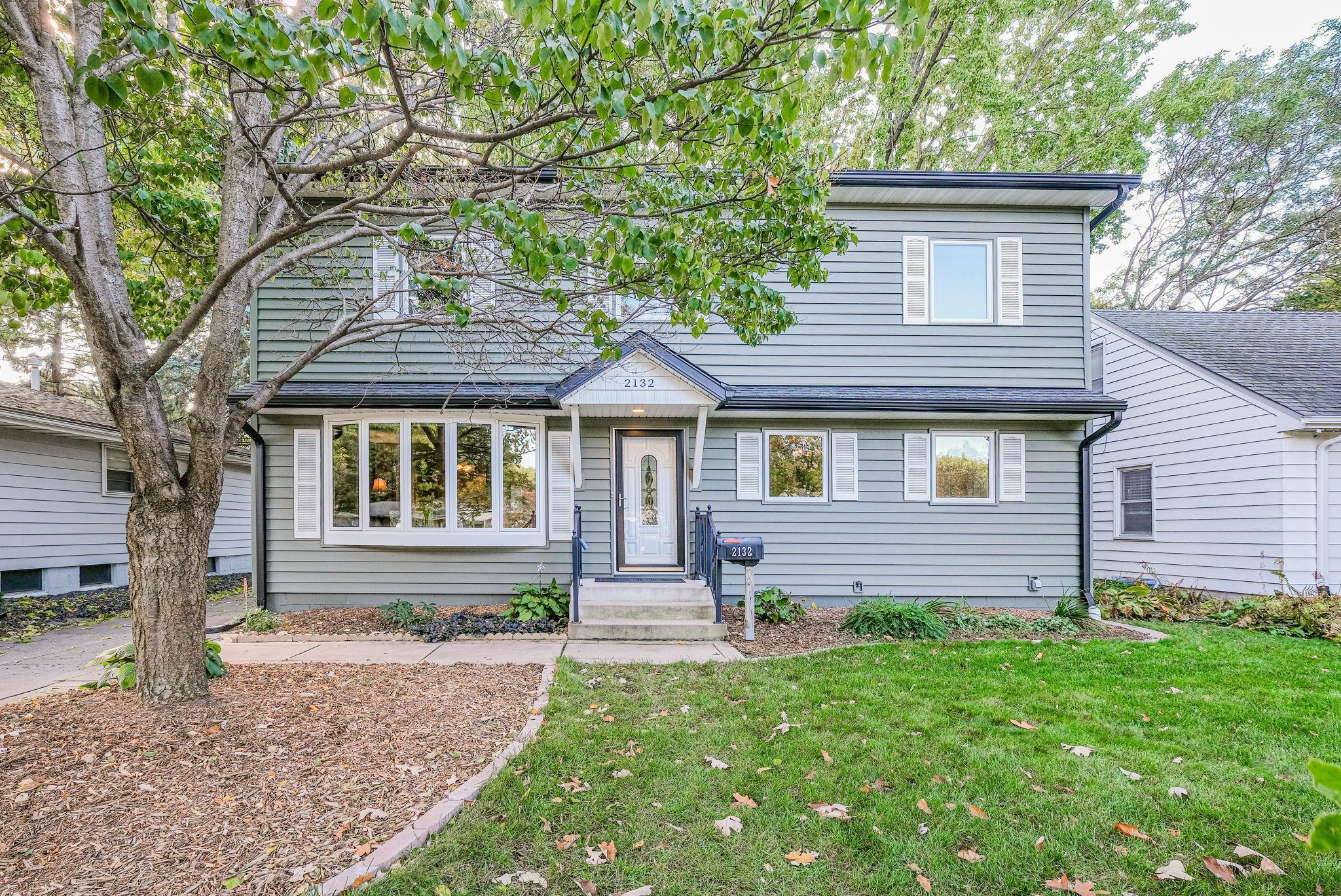 2132 N Upland Crest Property Photo - Columbia Heights, MN real estate listing