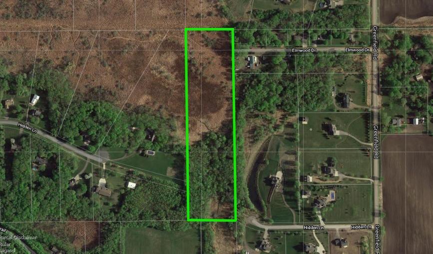 XXX XXX Property Photo - Greenfield, MN real estate listing