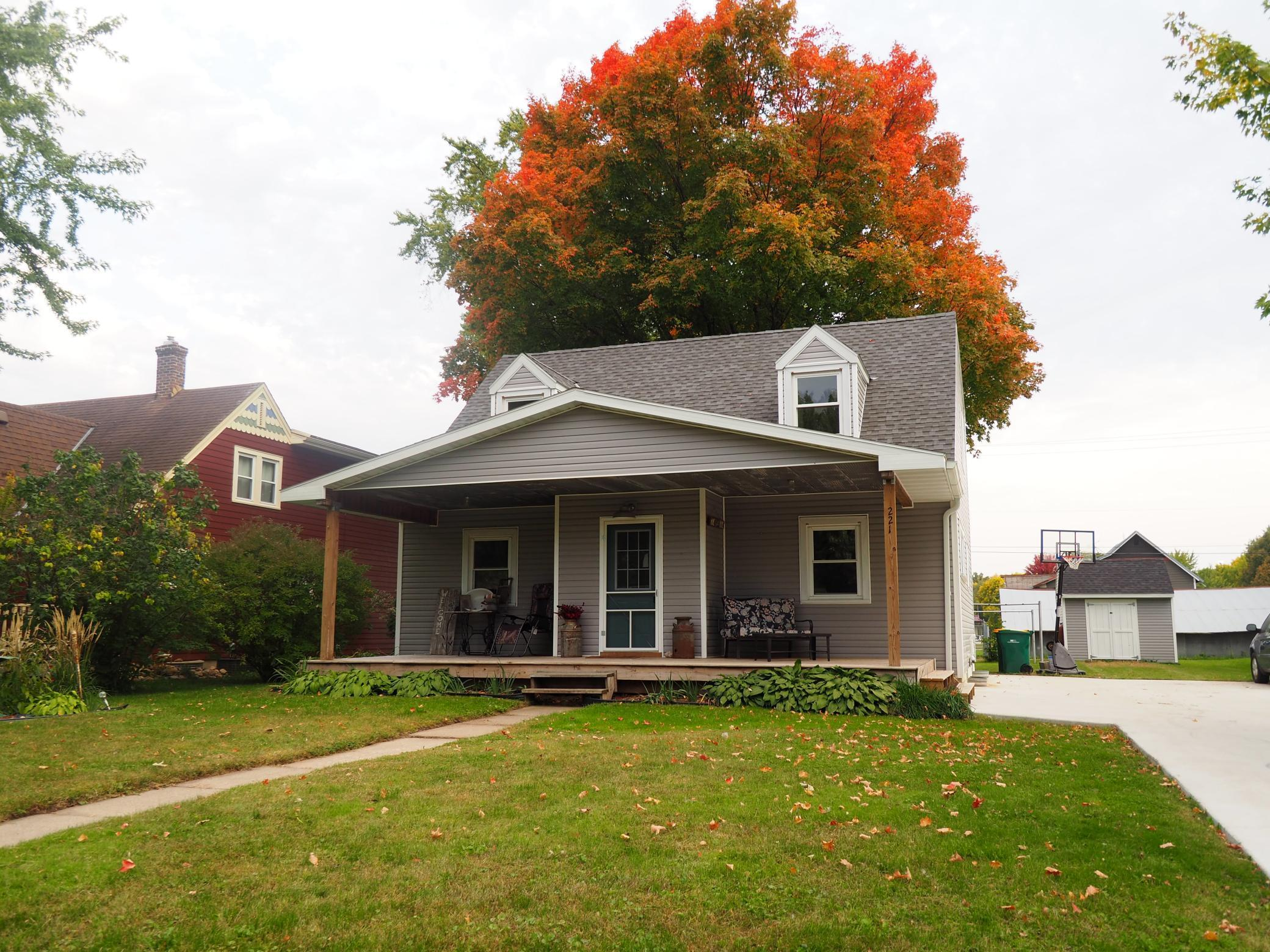 221 Park Street E Property Photo - New Germany, MN real estate listing