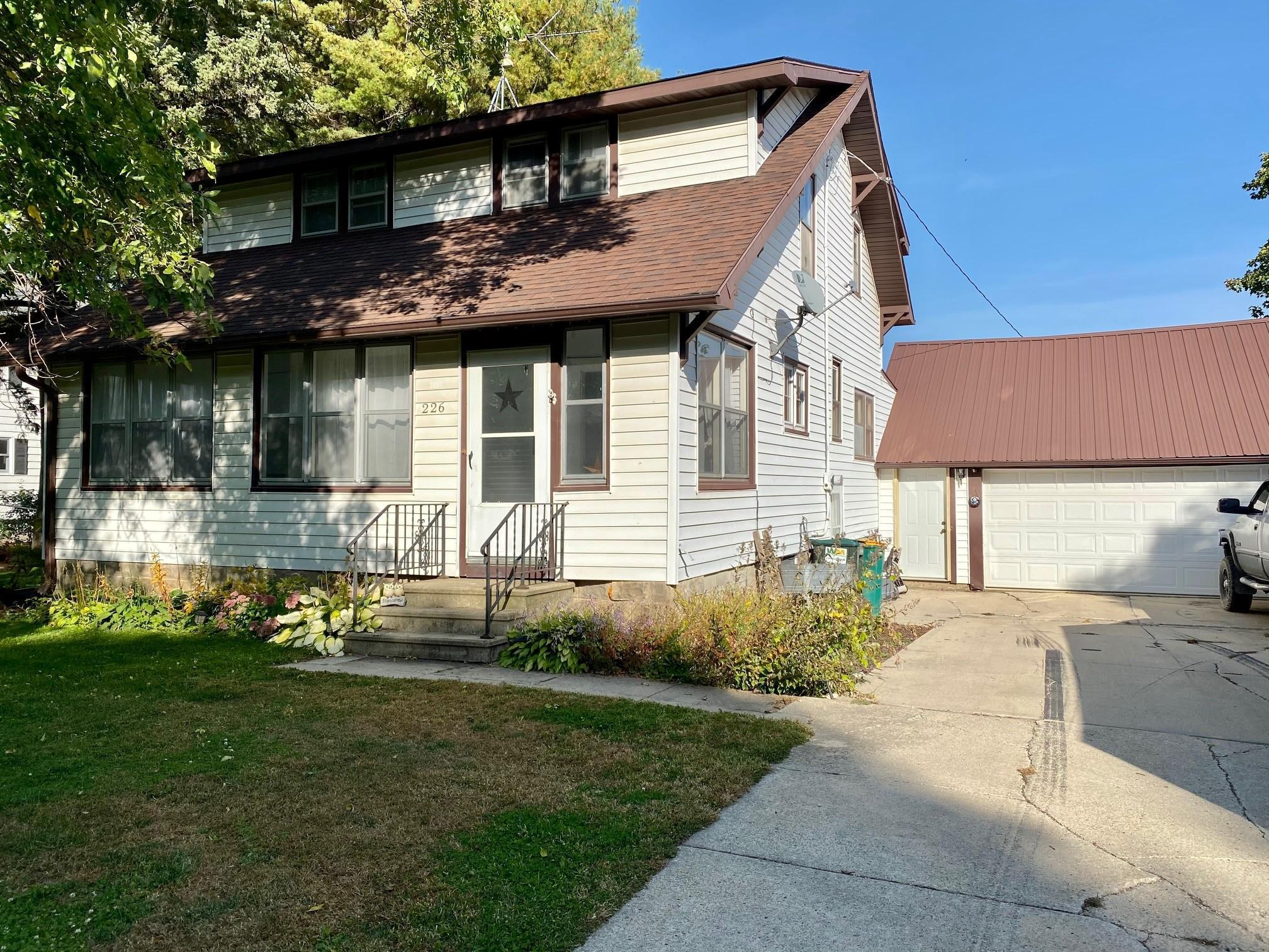 226 Silver Street S Property Photo - Wykoff, MN real estate listing