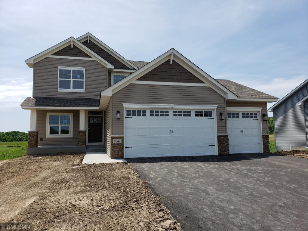 9803 Jordan Avenue NE Property Photo - Hanover, MN real estate listing
