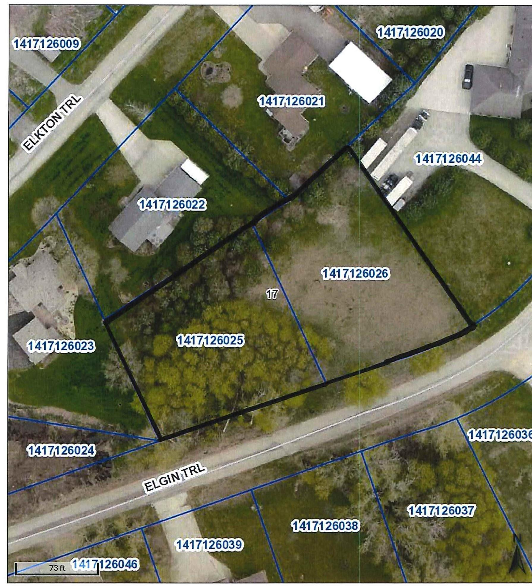 Lot 3 & 4 Elgin Trail Property Photo - Warsaw, MN real estate listing