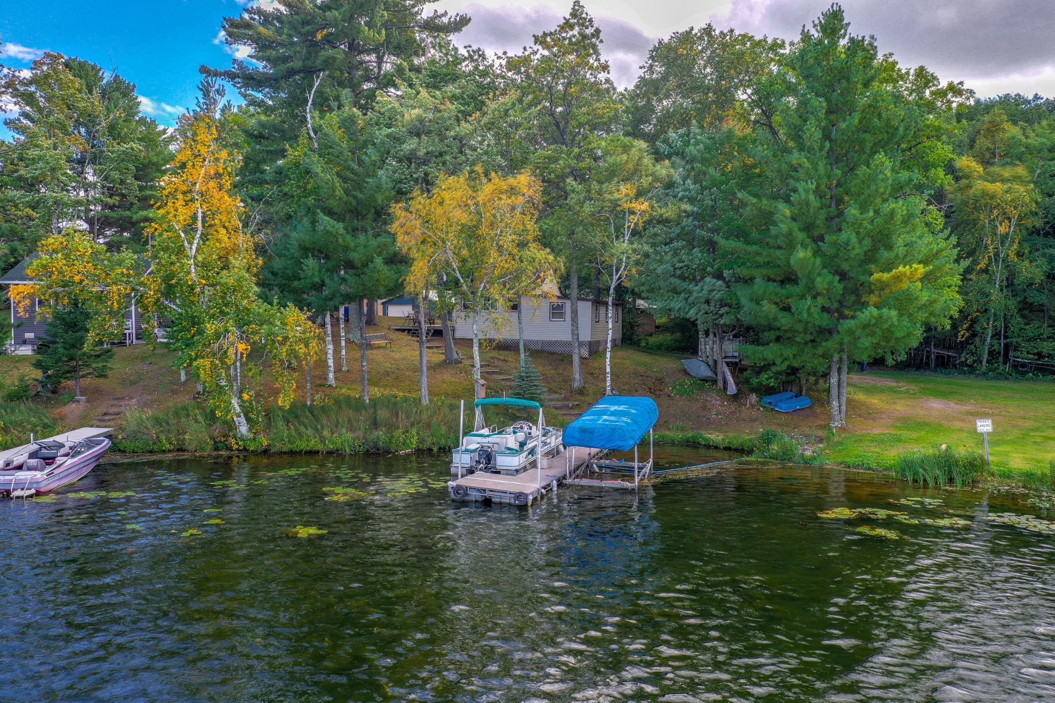 5362 W Yellowsands Road Property Photo - Spooner, WI real estate listing