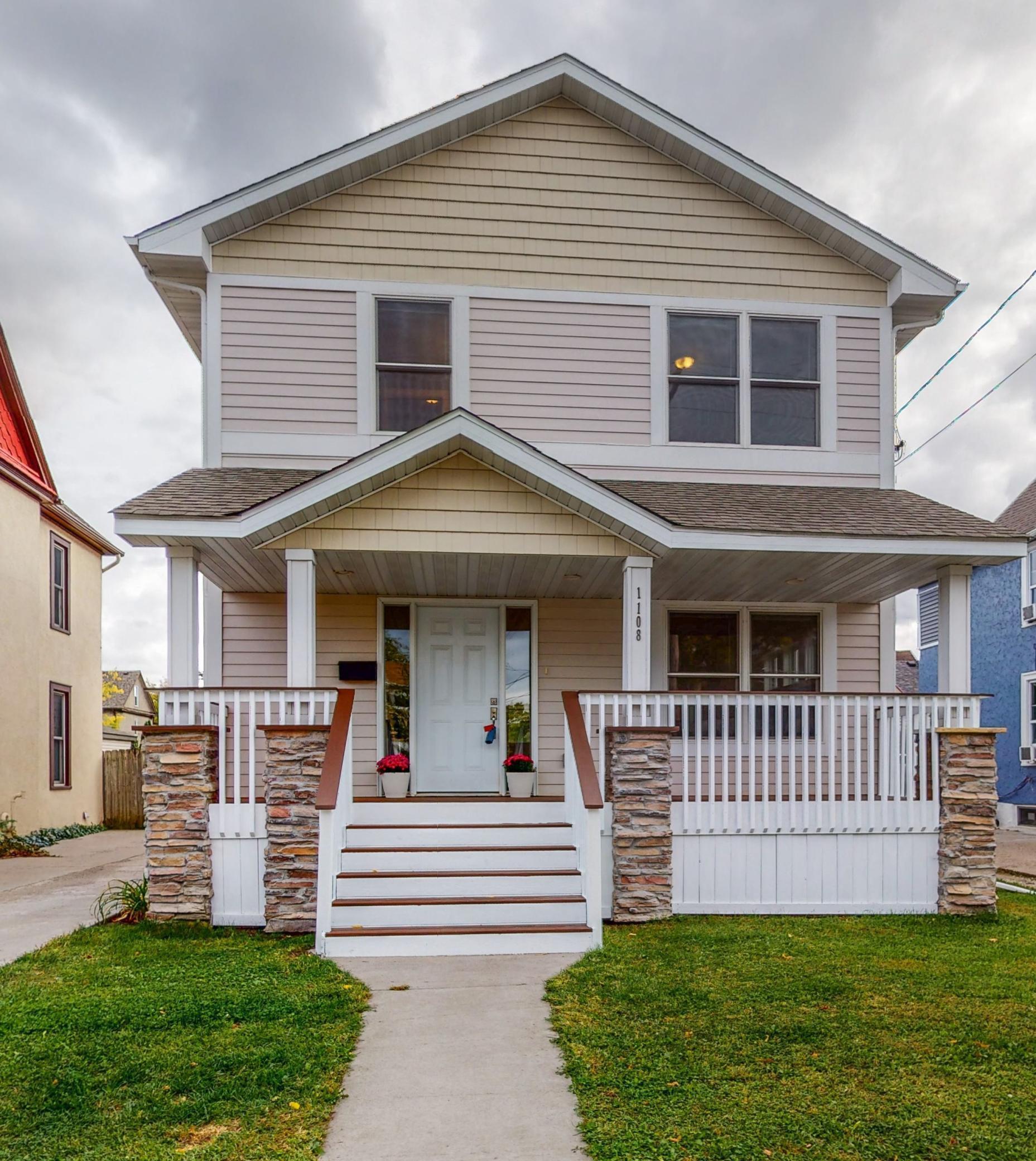 1108 18th Avenue NE Property Photo - Minneapolis, MN real estate listing