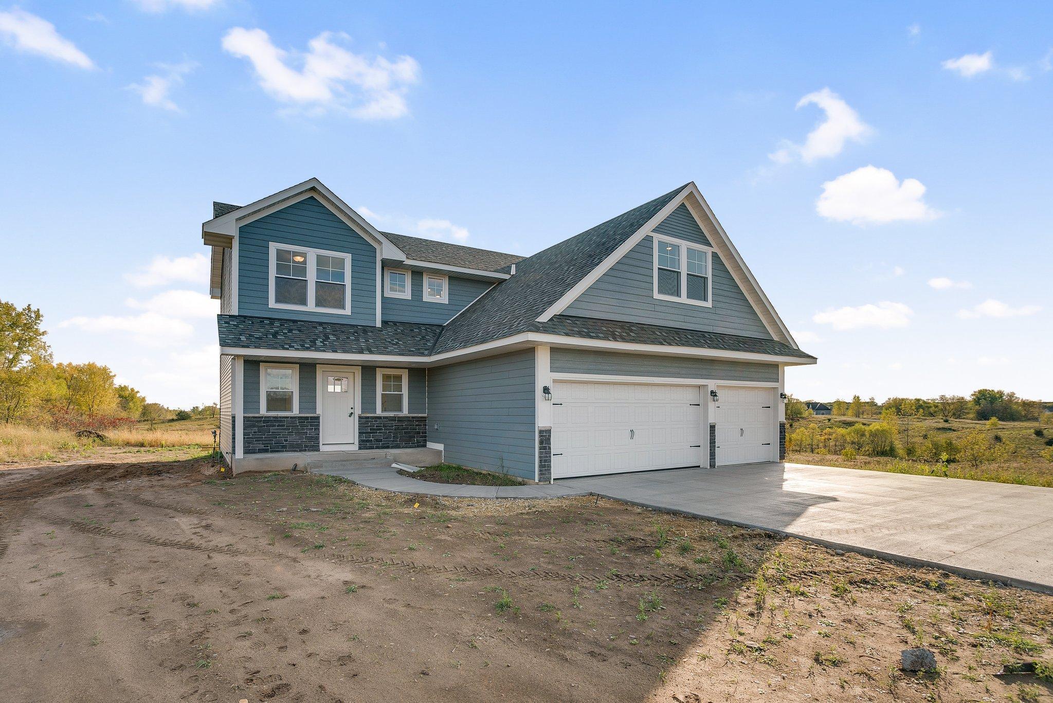 497 149th Avenue Property Photo - Saint Joseph Twp, WI real estate listing