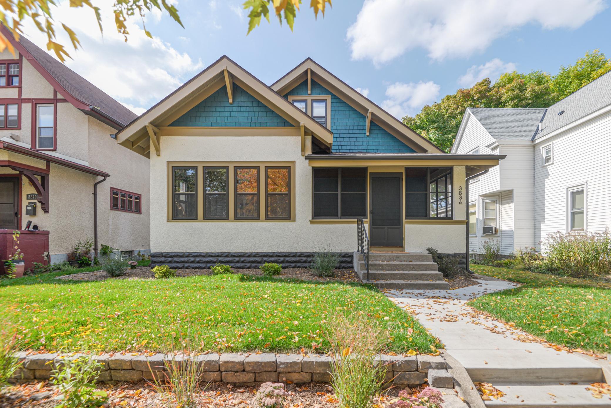 3836 Harriet Avenue Property Photo - Minneapolis, MN real estate listing