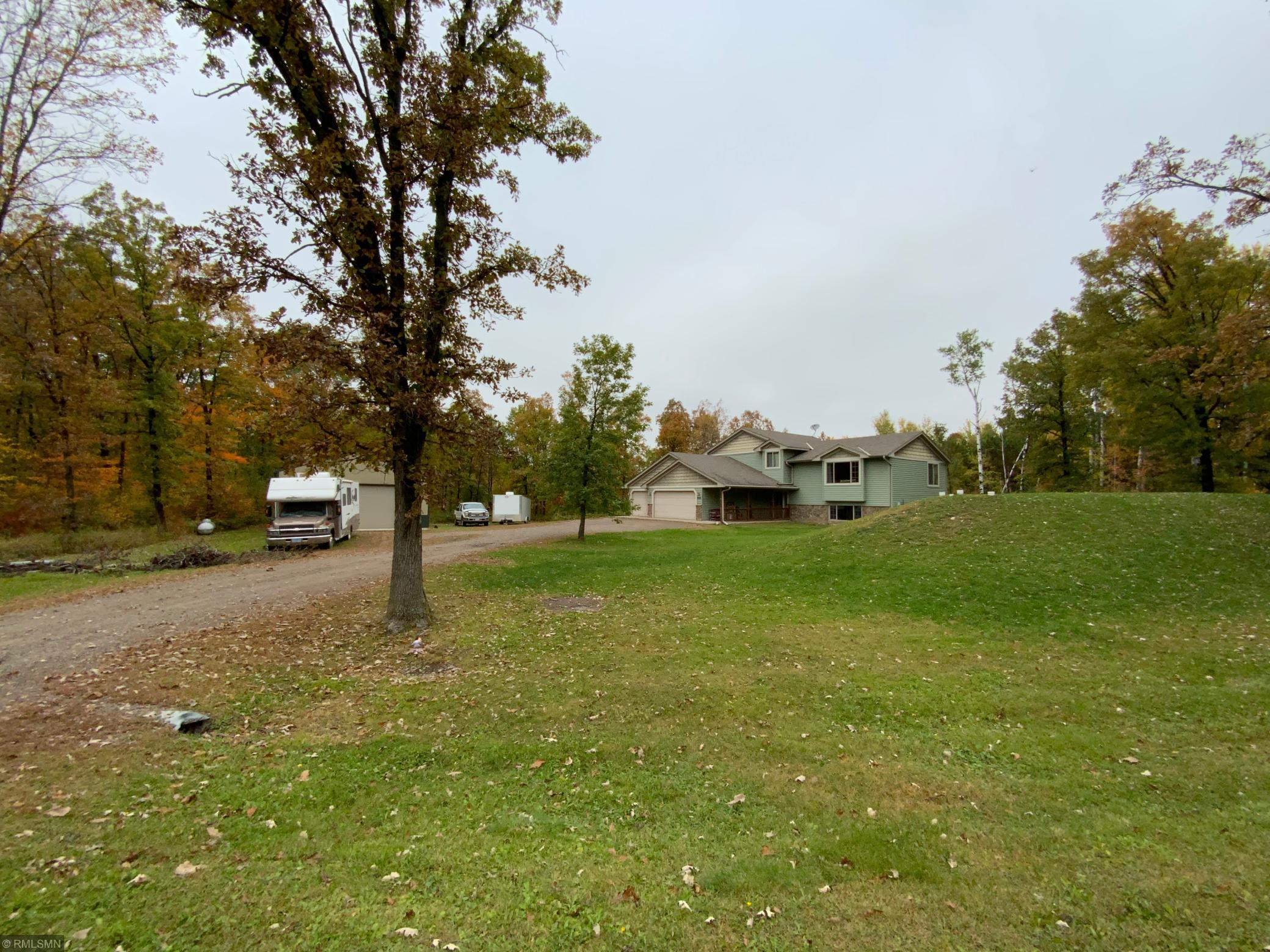 2630 W Wildlife Drive Property Photo - Brook Park, MN real estate listing