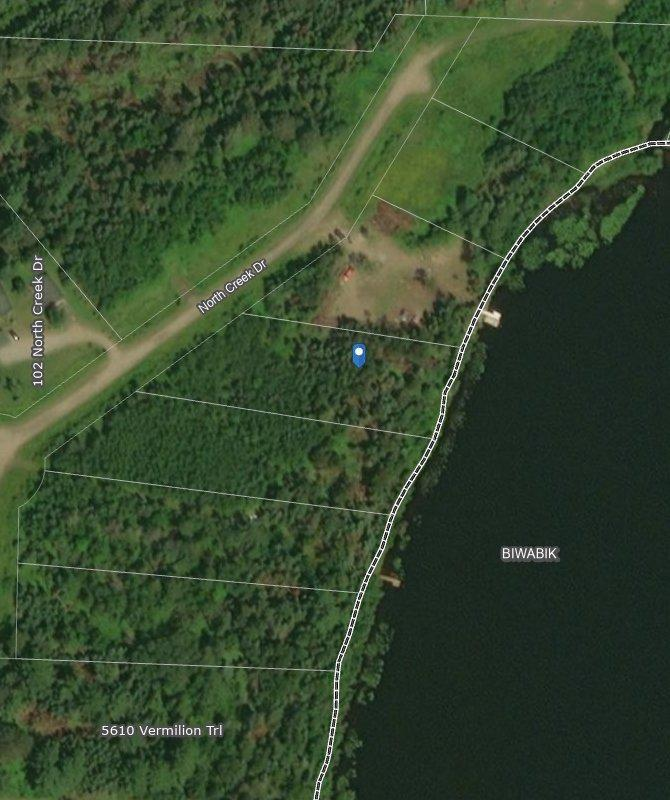 TBD North Creek Drive Property Photo - Biwabik, MN real estate listing
