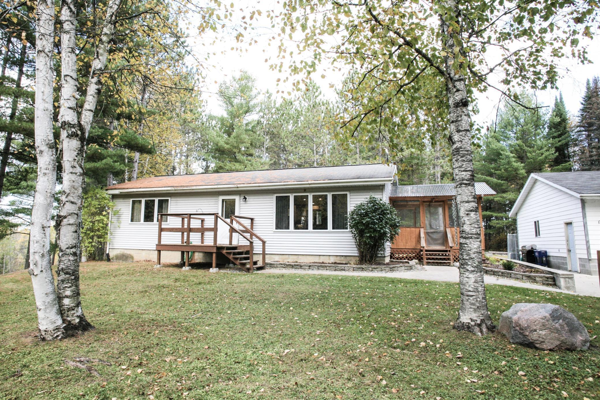 50617 Bluebill Lake Road Property Photo - Bigfork, MN real estate listing