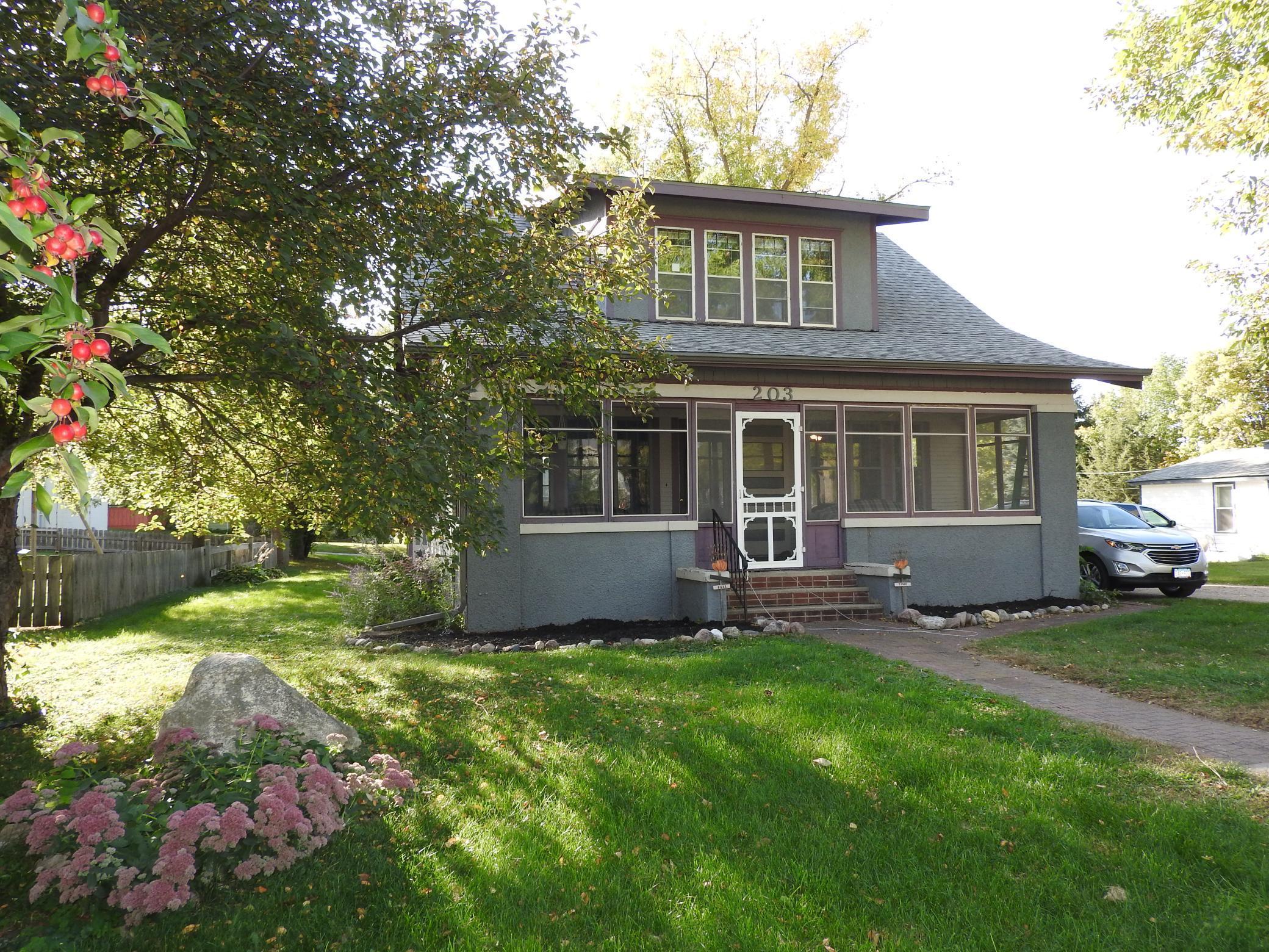 203 N Washington Avenue Property Photo - Battle Lake, MN real estate listing