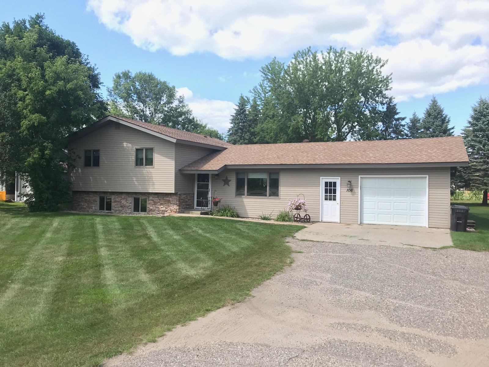 106 Mill Avenue E Property Photo - Clarissa, MN real estate listing