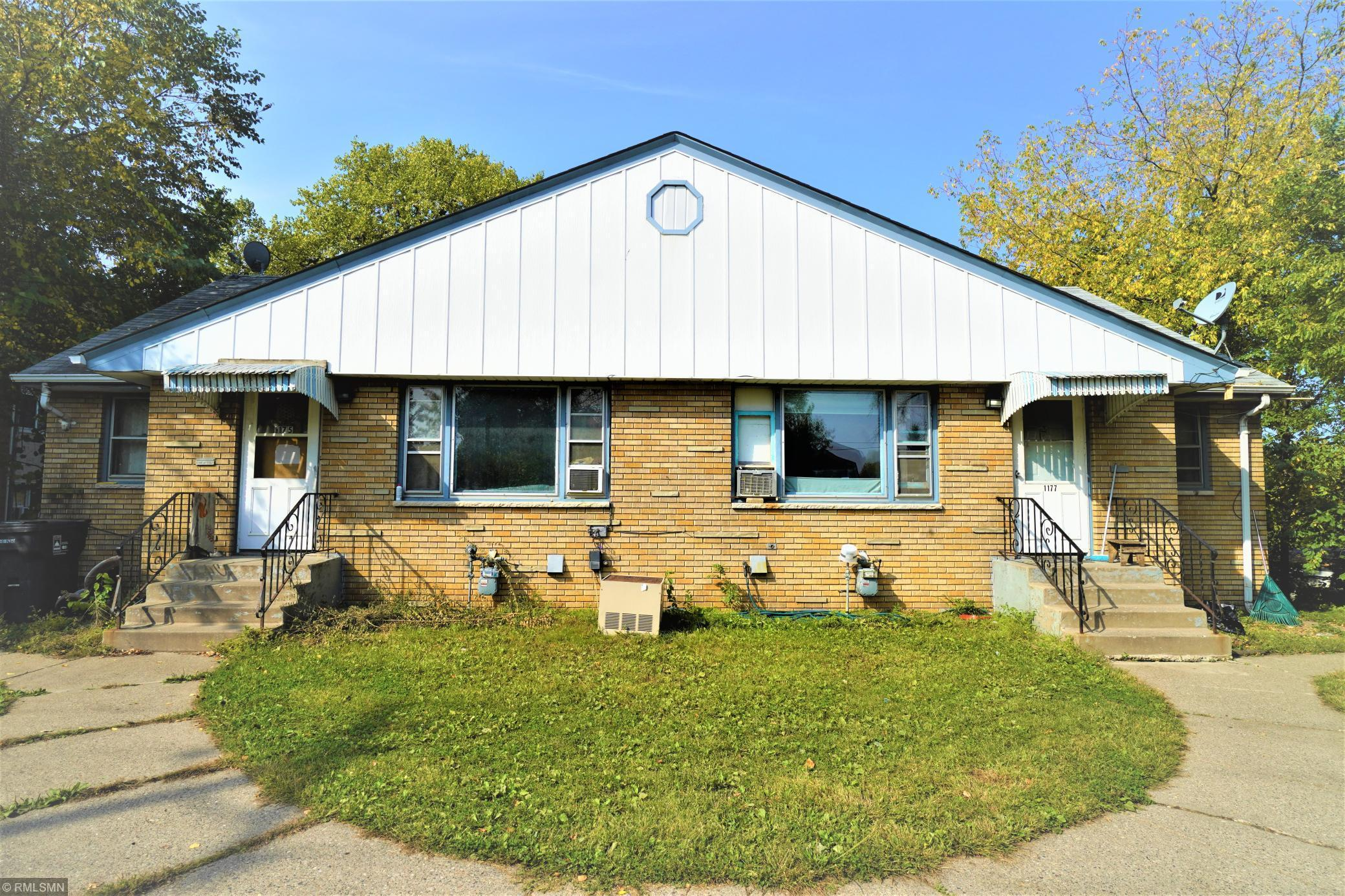 1175-1177 Westminster Street Property Photo - Saint Paul, MN real estate listing