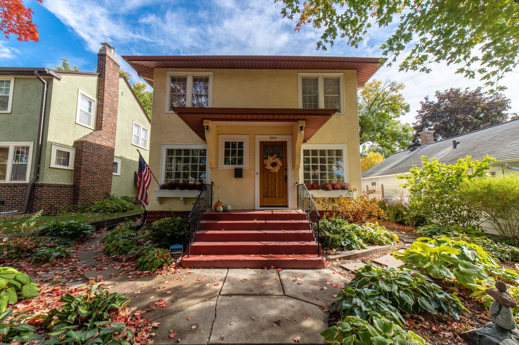 2547 Johnson Street NE Property Photo - Minneapolis, MN real estate listing
