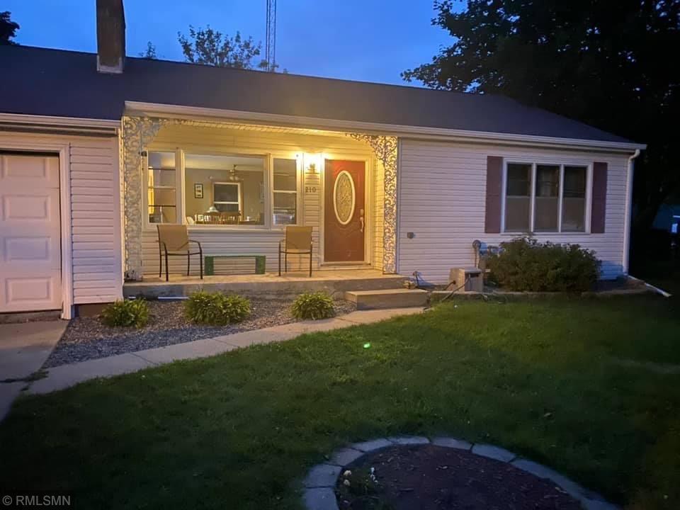 210 E Broadway Property Photo - Plainview, MN real estate listing