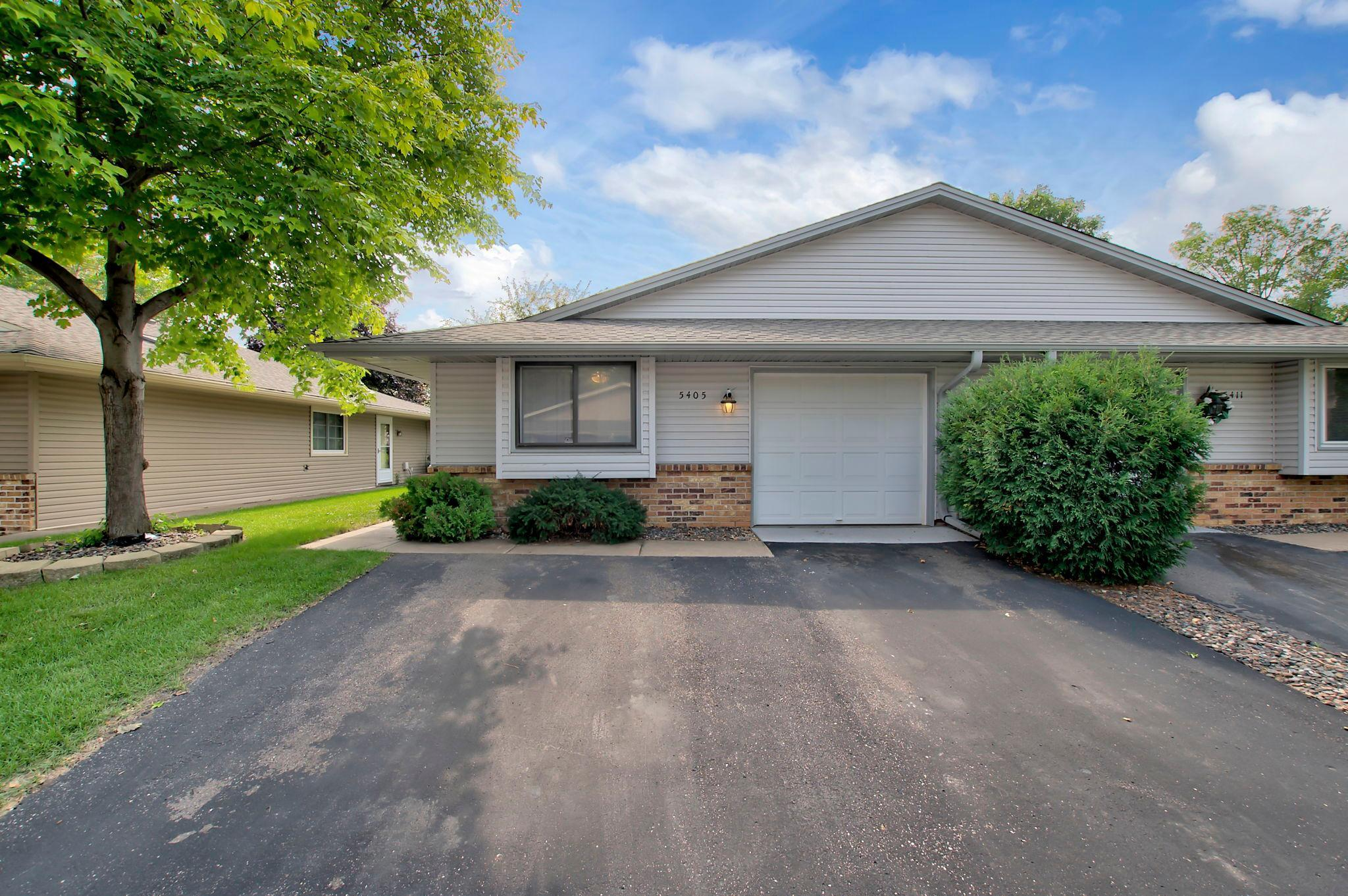 5405 72nd Circle N Property Photo - Brooklyn Center, MN real estate listing
