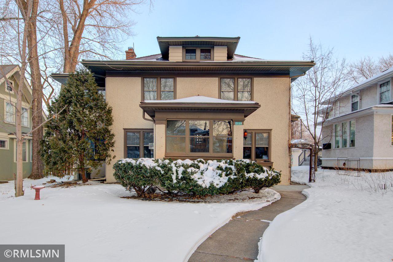 2159 Carroll Avenue Property Photo - Saint Paul, MN real estate listing
