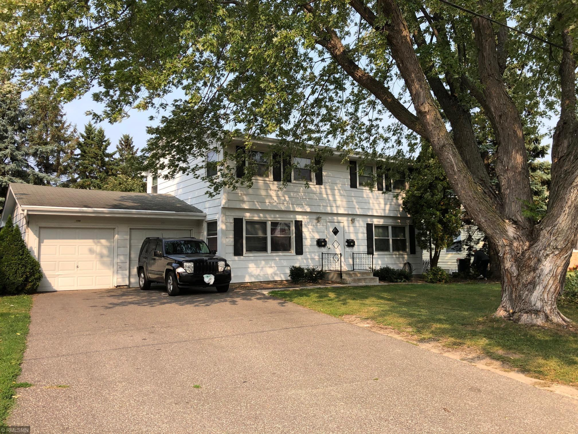 1711 37th Avenue NE Property Photo - Columbia Heights, MN real estate listing