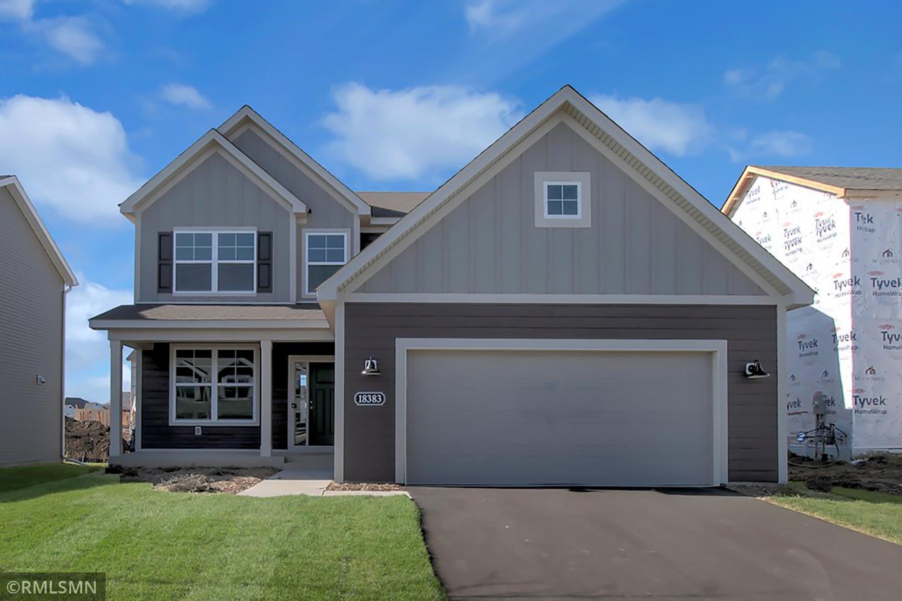 18383 Glenbridge Avenue Property Photo - Lakeville, MN real estate listing