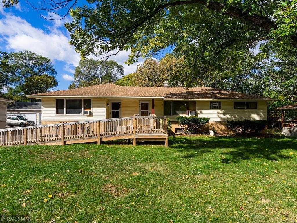 6600 Central Avenue NE Property Photo - Fridley, MN real estate listing